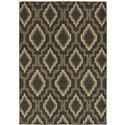 "Oriental Weavers Brentwood 6' 7"" X  9' 3"" Rug - Item Number: B5501D200282ST"