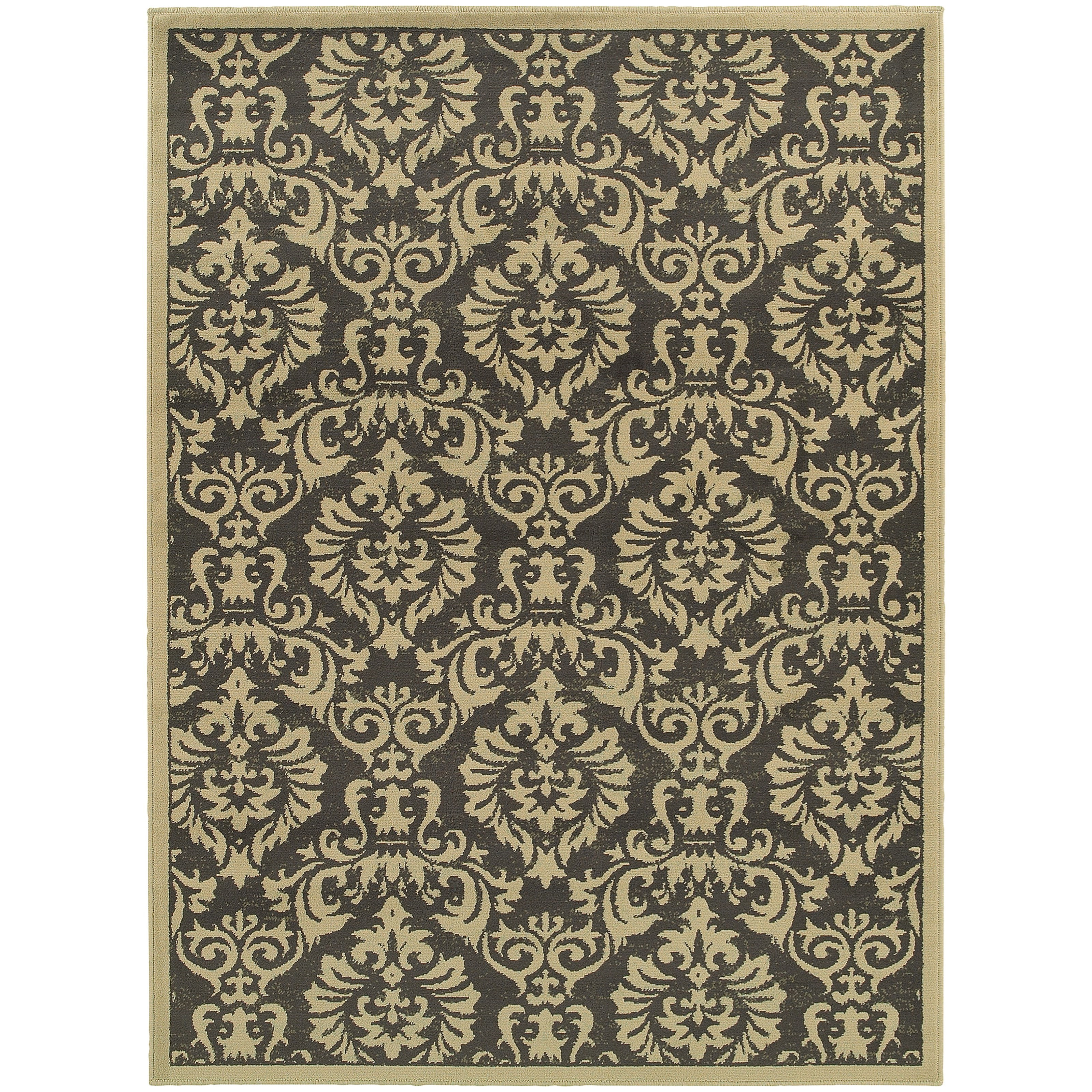 "Oriental Weavers Brentwood 9'10"" X 12'10"" Rectangle Area Rug - Item Number: BRE530K910X1210"