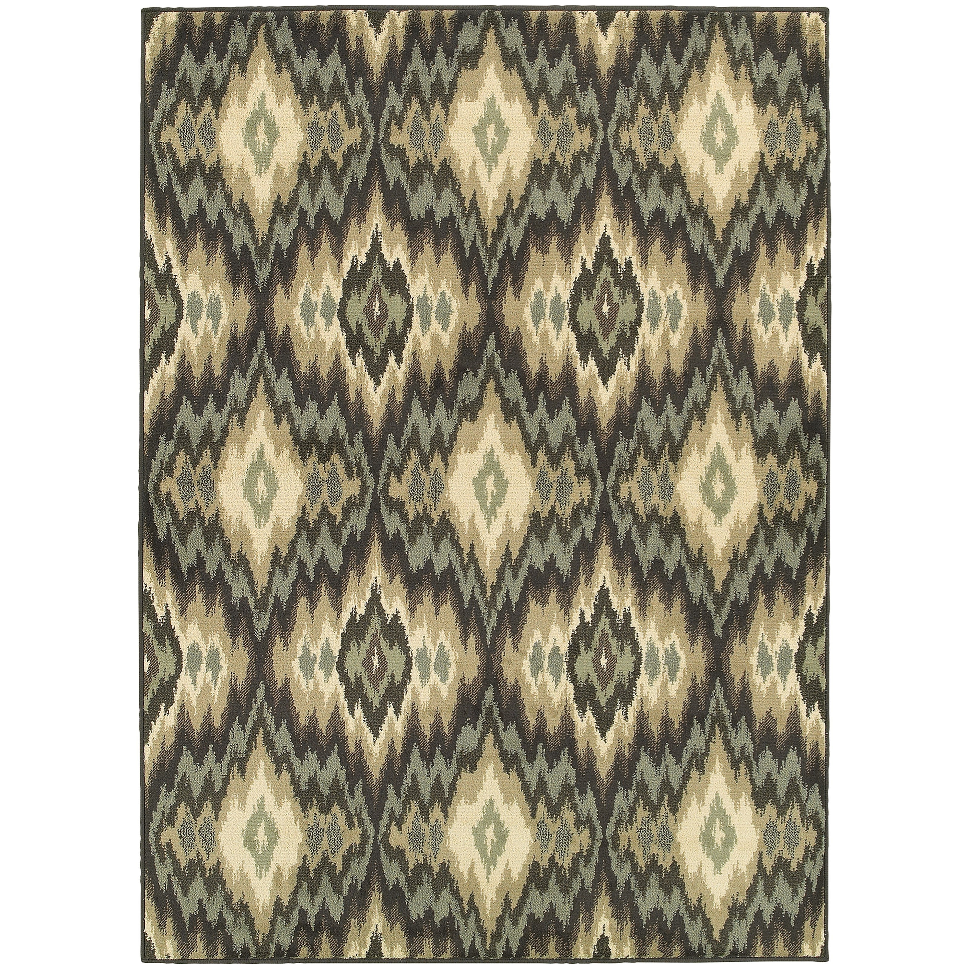 "Oriental Weavers Brentwood 9'10"" X 12'10"" Rectangle Area Rug - Item Number: BRE531K910X1210"