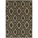 "Oriental Weavers Brentwood 9'10"" X 12'10"" Rectangle Area Rug - Item Number: BRE5501D910X1210"