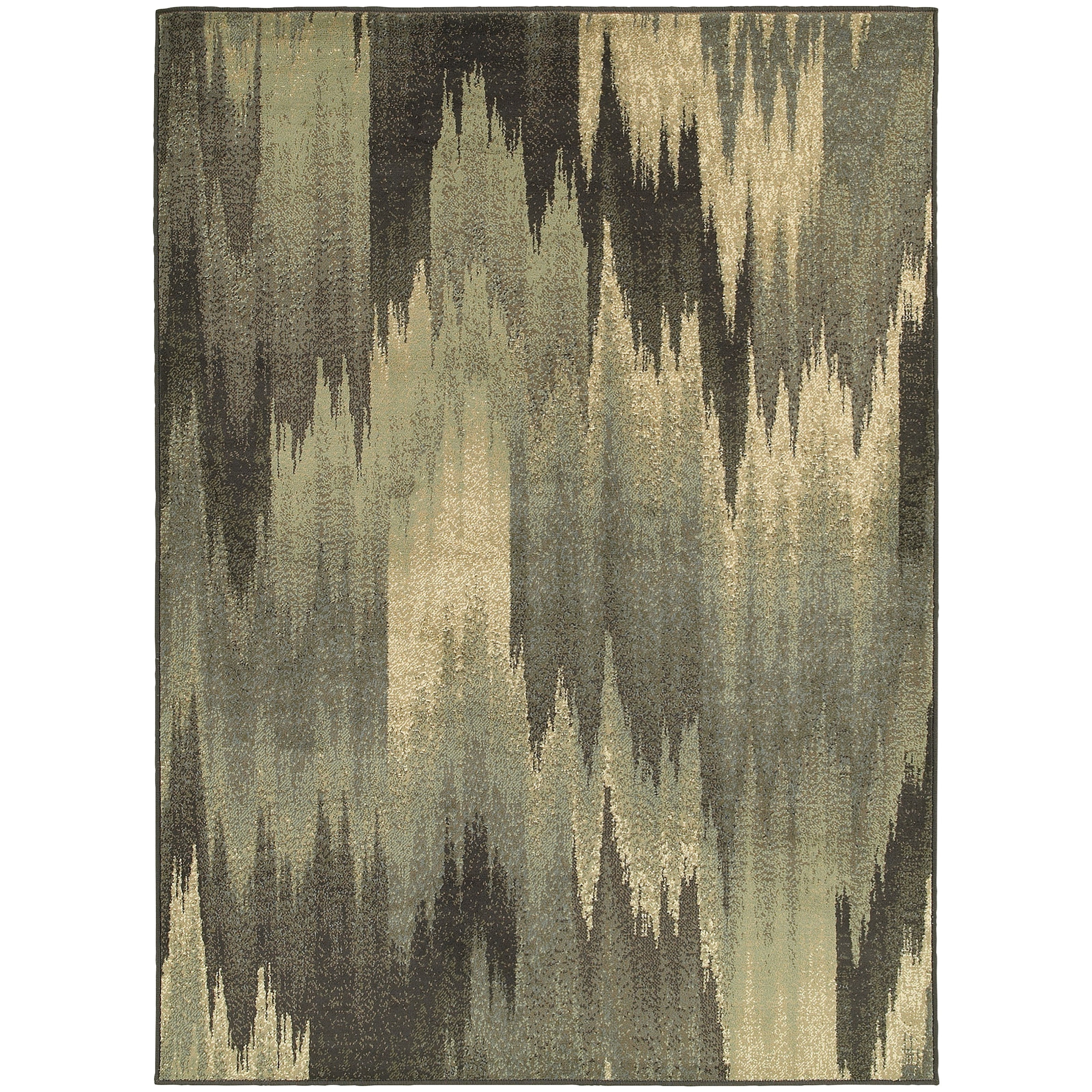 "Oriental Weavers Brentwood 9'10"" X 12'10"" Rectangle Area Rug - Item Number: BRE8020L910X1210"