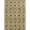 "Oriental Weavers Cabana 5' 3"" X  7' 6"" Rectangle Rug - Item Number: CAB5501G53X76"