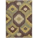 "Oriental Weavers Cabana 3'10"" X  5' 5"" Rectangle Rug - Item Number: CAB929N310X55"