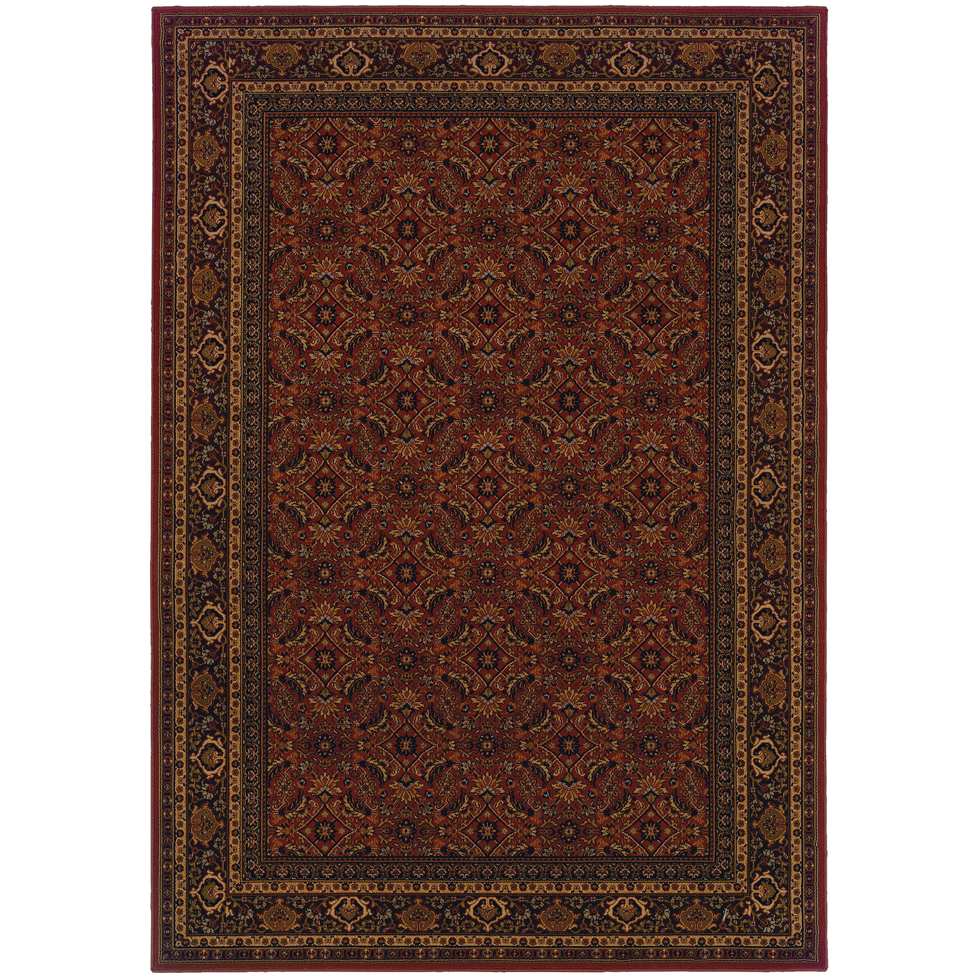 "Oriental Weavers Cambridge 3'10"" X  5' 5"" Rug - Item Number: C180C2117165ST"
