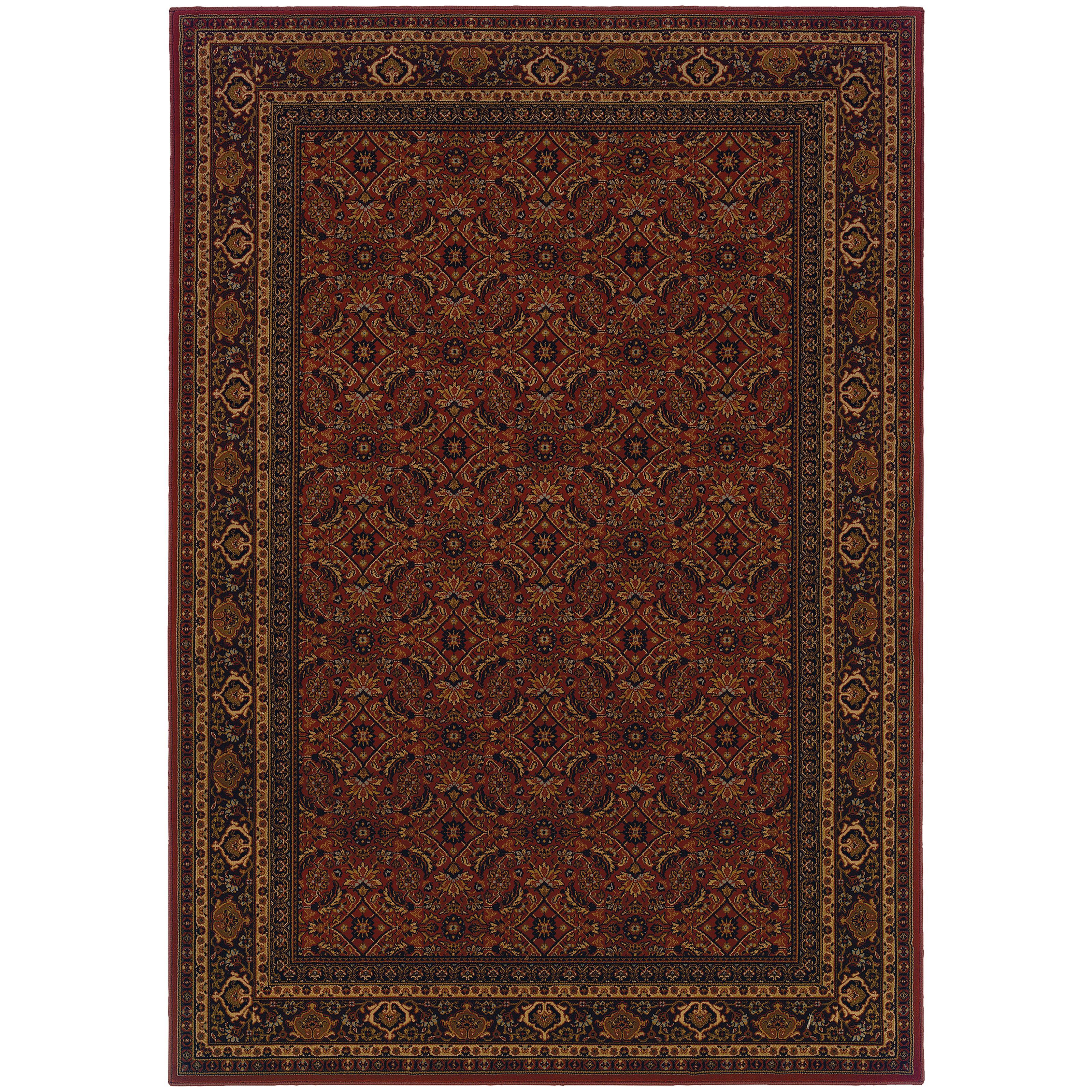"""Oriental Weavers Cambridge 5' 3"""" X  7' 6"""" Rug - Item Number: C180C2160230ST"""