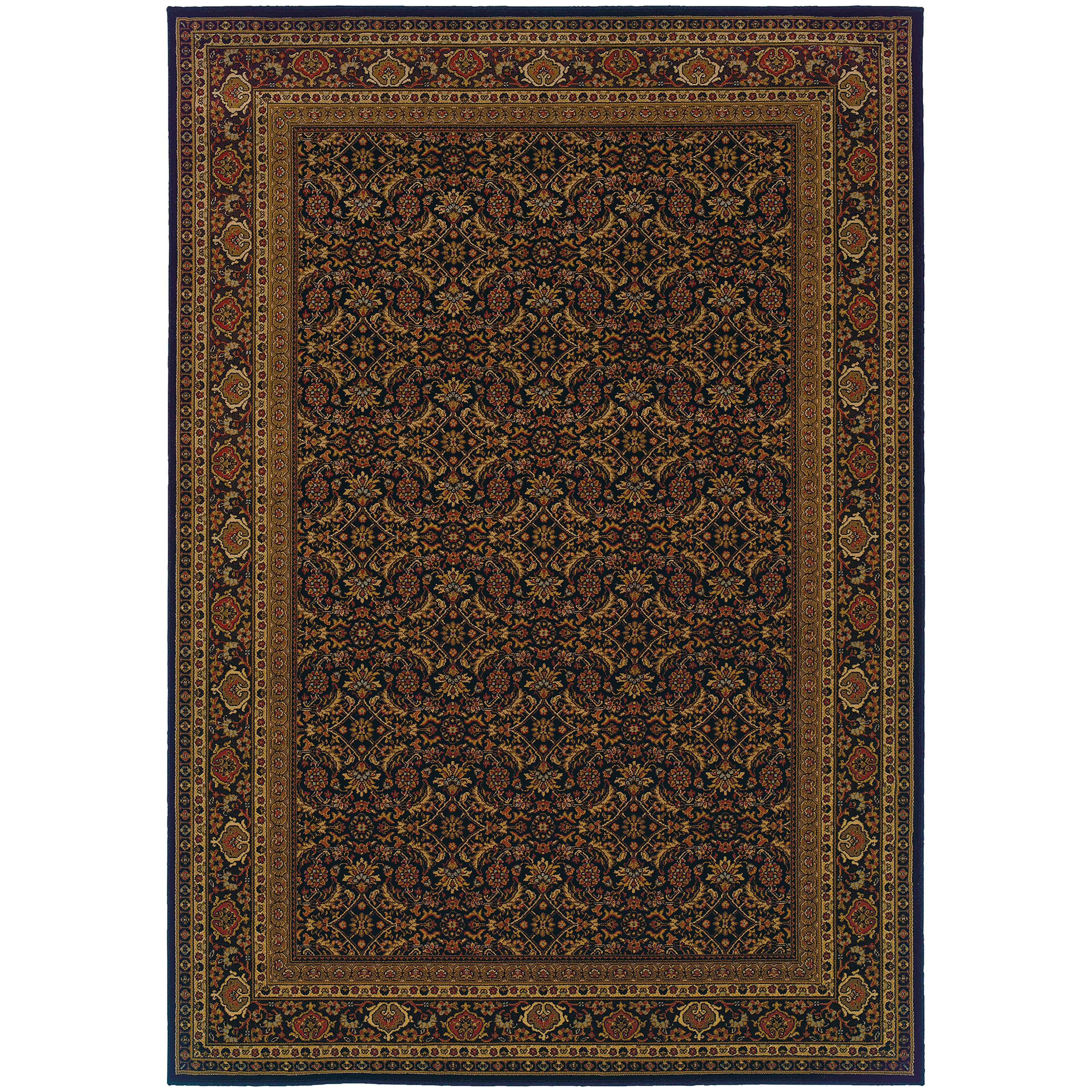 "Oriental Weavers Cambridge 9'10"" X 12'10"" Rug - Item Number: C180N2300390ST"