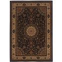 """Oriental Weavers Cambridge 3'10"""" X  5' 5"""" Rug - Item Number: C195N2117165ST"""