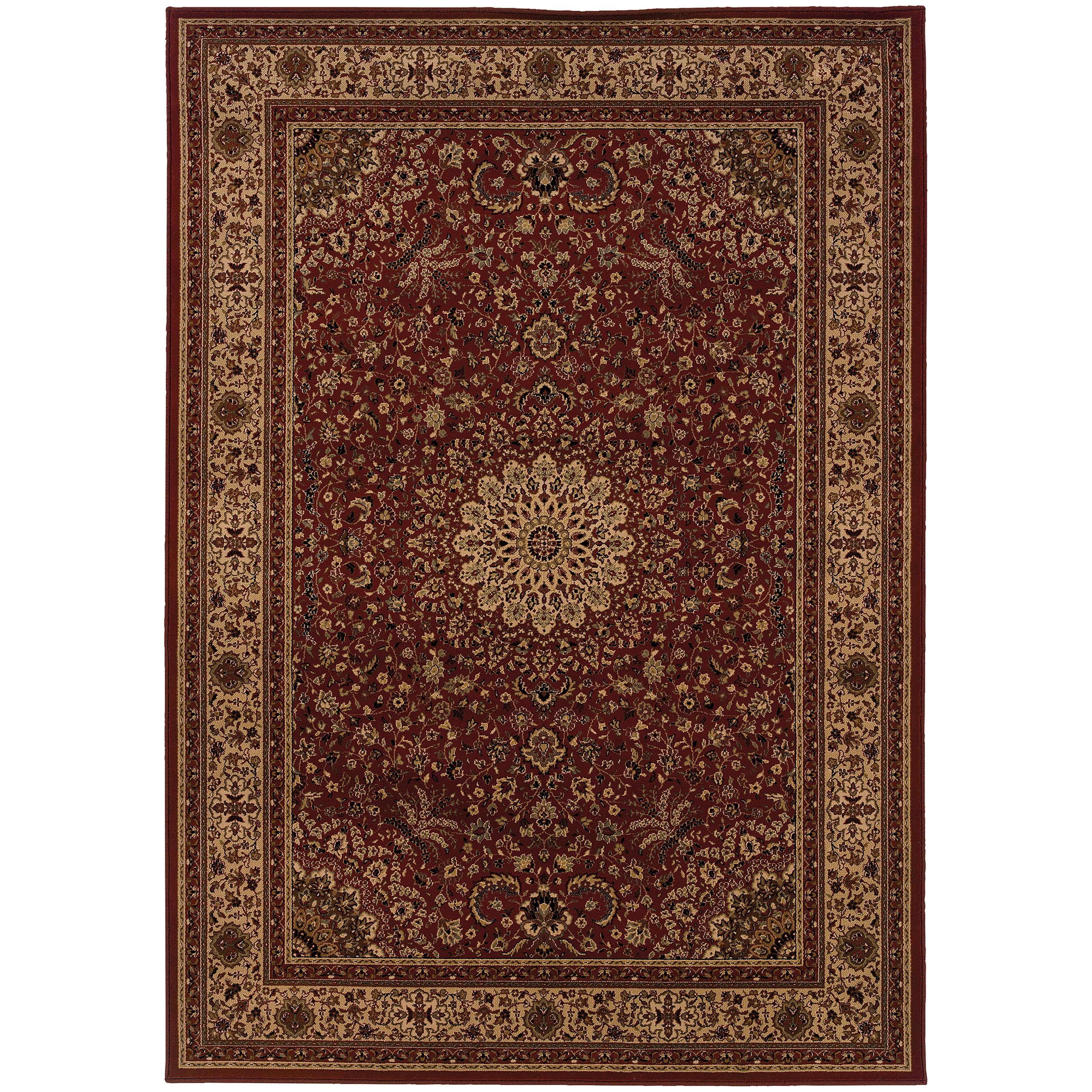 "Oriental Weavers Cambridge 3'10"" X  5' 5"" Rug - Item Number: C195R2117165ST"