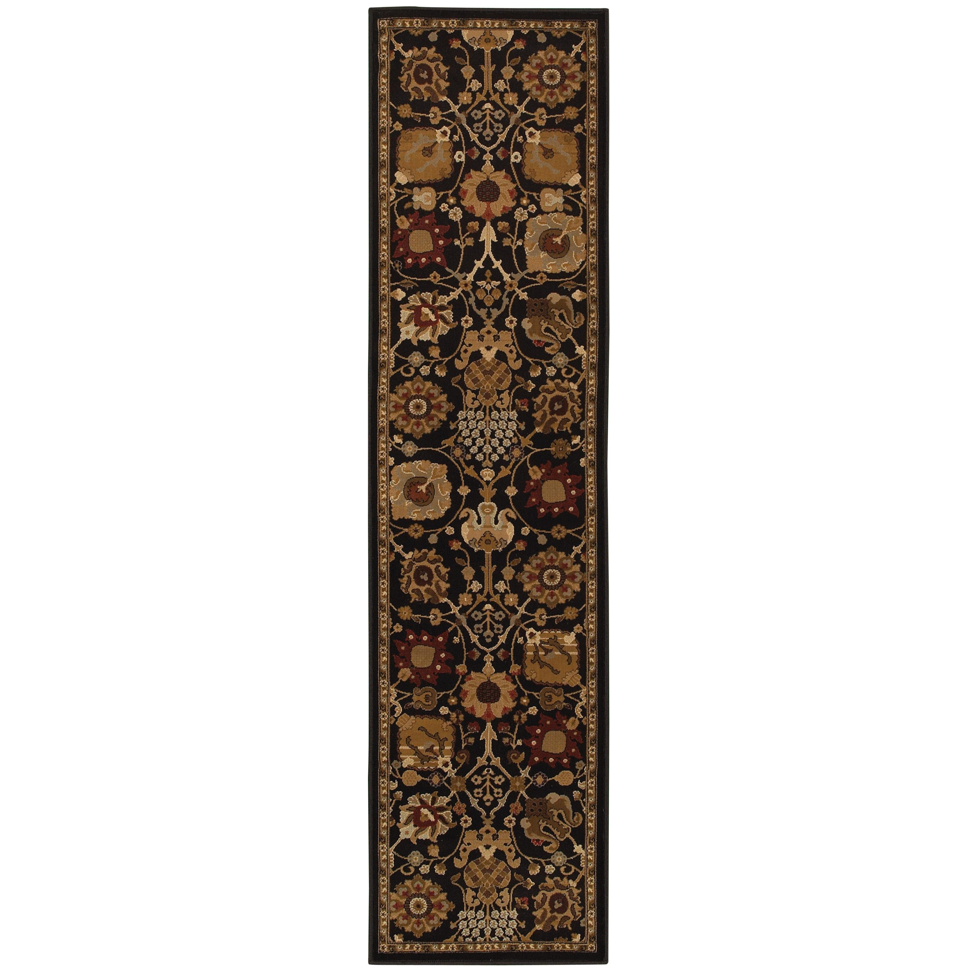 "Oriental Weavers Cambridge 1'10"" X  7' 6"" Rug - Item Number: C4520K058230ST"