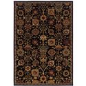 "Oriental Weavers Cambridge 3'10"" X  5' 5"" Rug - Item Number: C4520K117165ST"