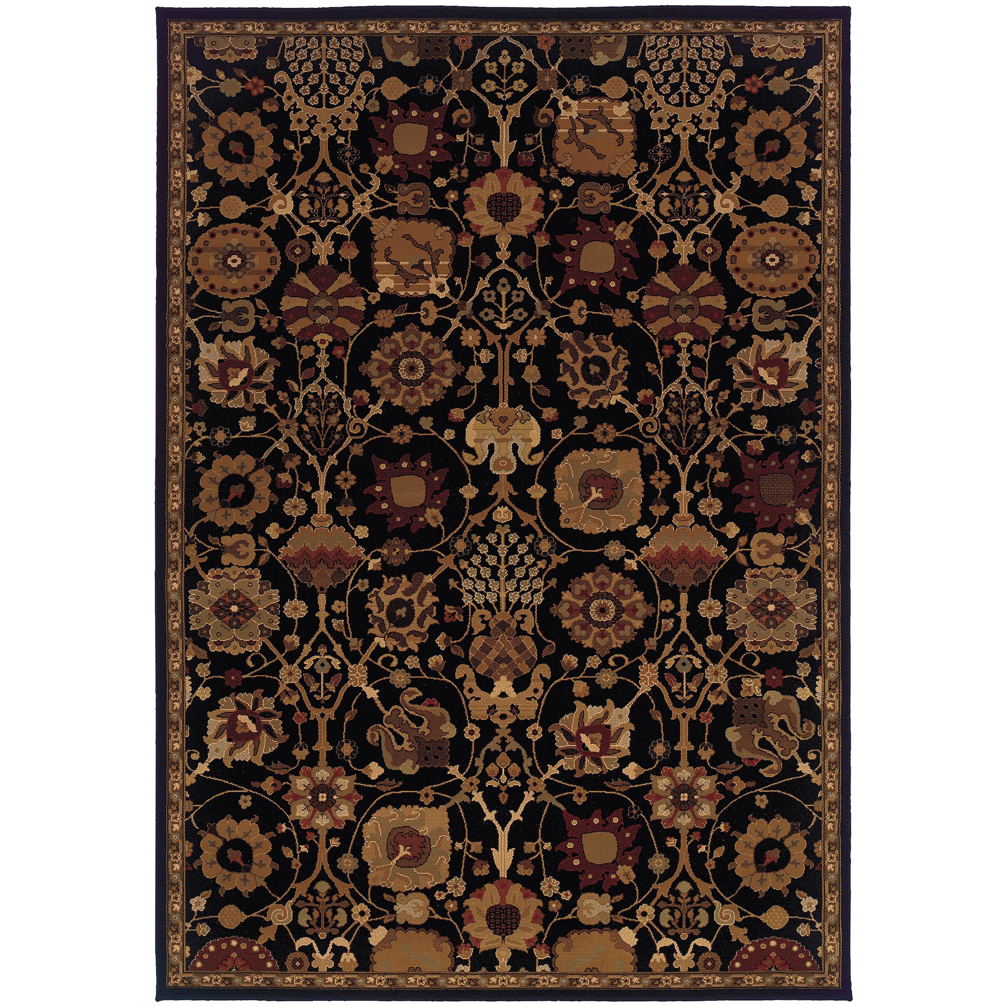 "Oriental Weavers Cambridge 5' 3"" X  7' 6"" Rug - Item Number: C4520K160230ST"