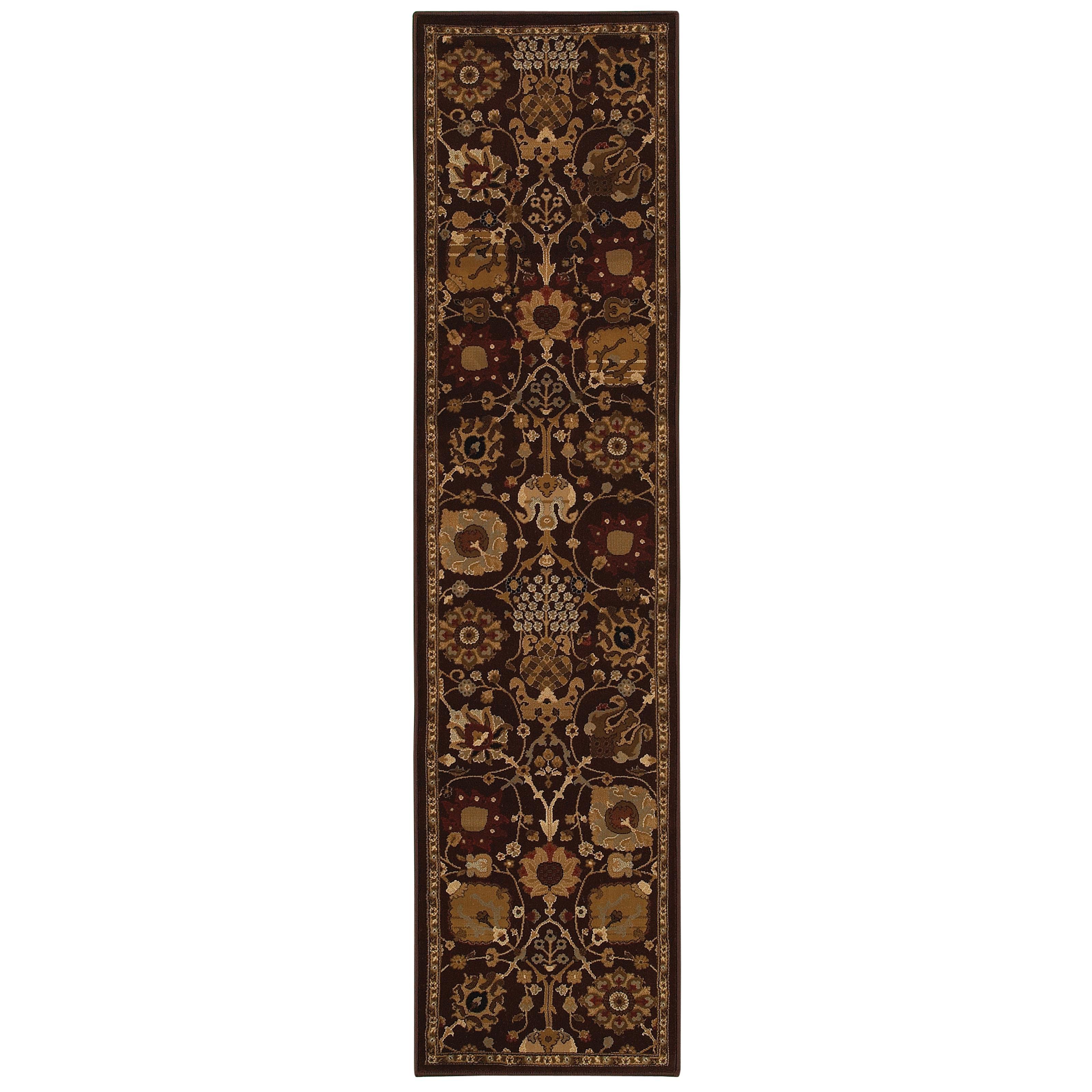 """Oriental Weavers Cambridge 1'10"""" X  7' 6"""" Rug - Item Number: C4520N058230ST"""