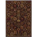 """Oriental Weavers Cambridge 6' 7"""" X  9' 6"""" Rug - Item Number: C4520N200290ST"""