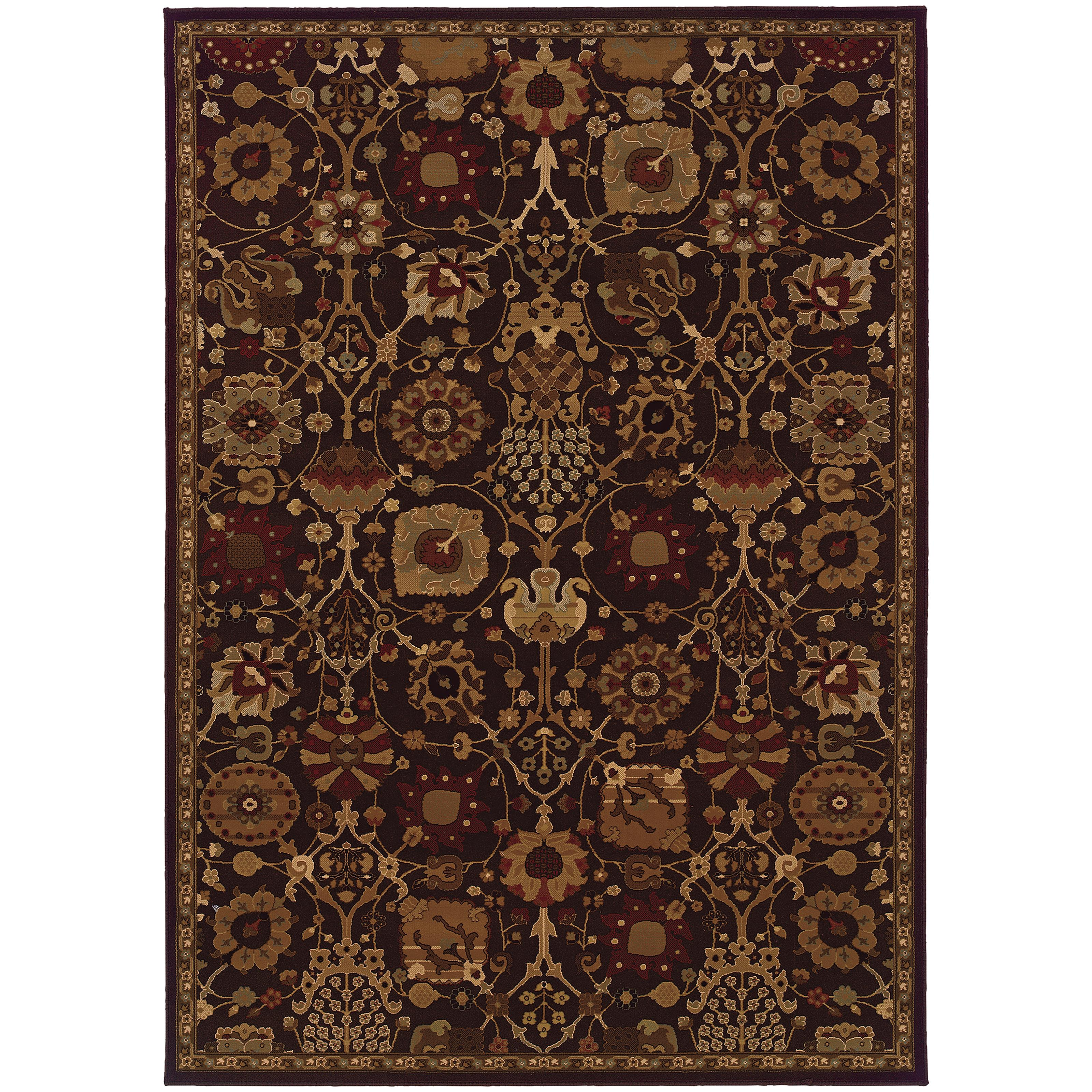 "Oriental Weavers Cambridge 9'10"" X 12'10"" Rug - Item Number: C4520N300390ST"
