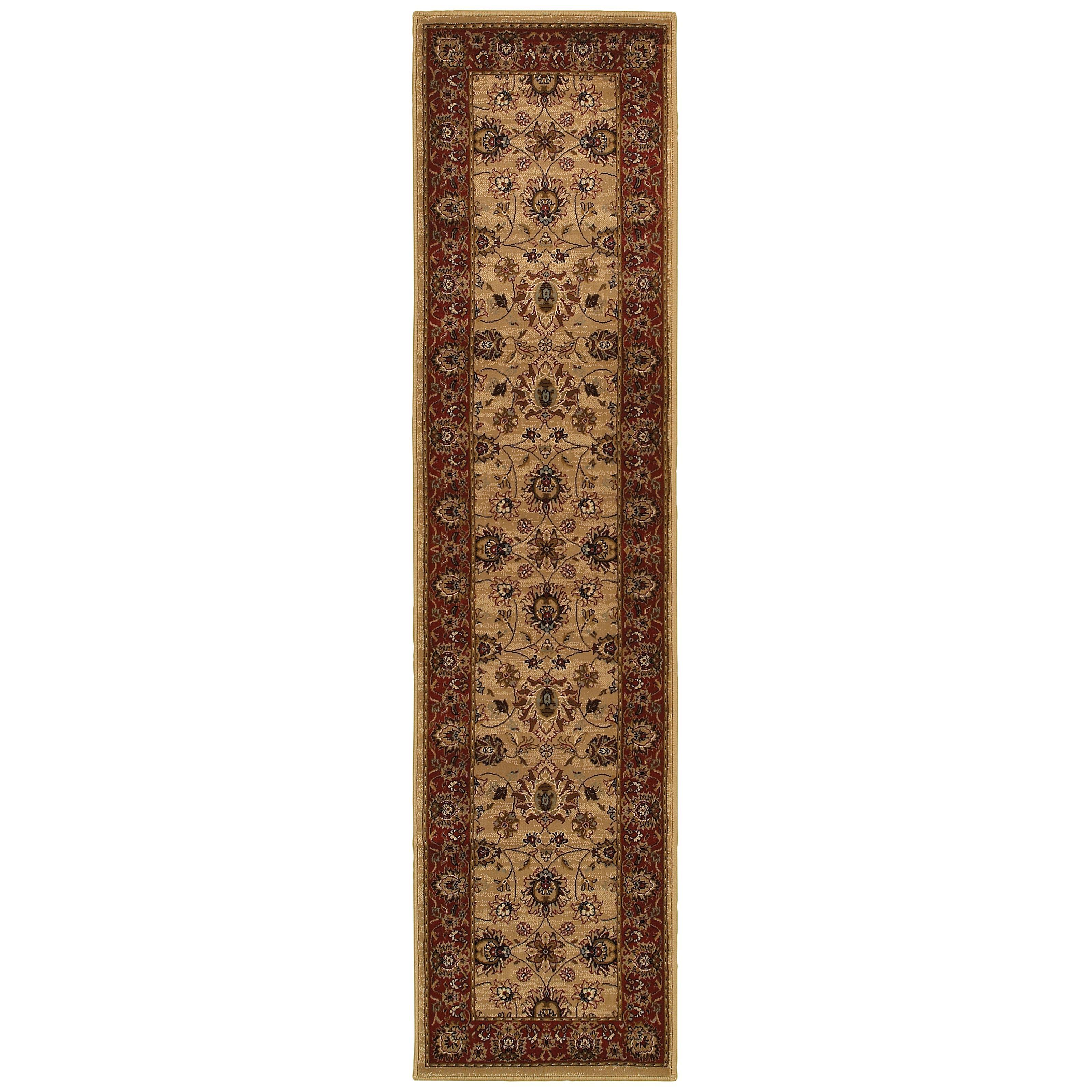 "Oriental Weavers Cambridge 1'10"" X  7' 6"" Rug - Item Number: C530J2058230ST"