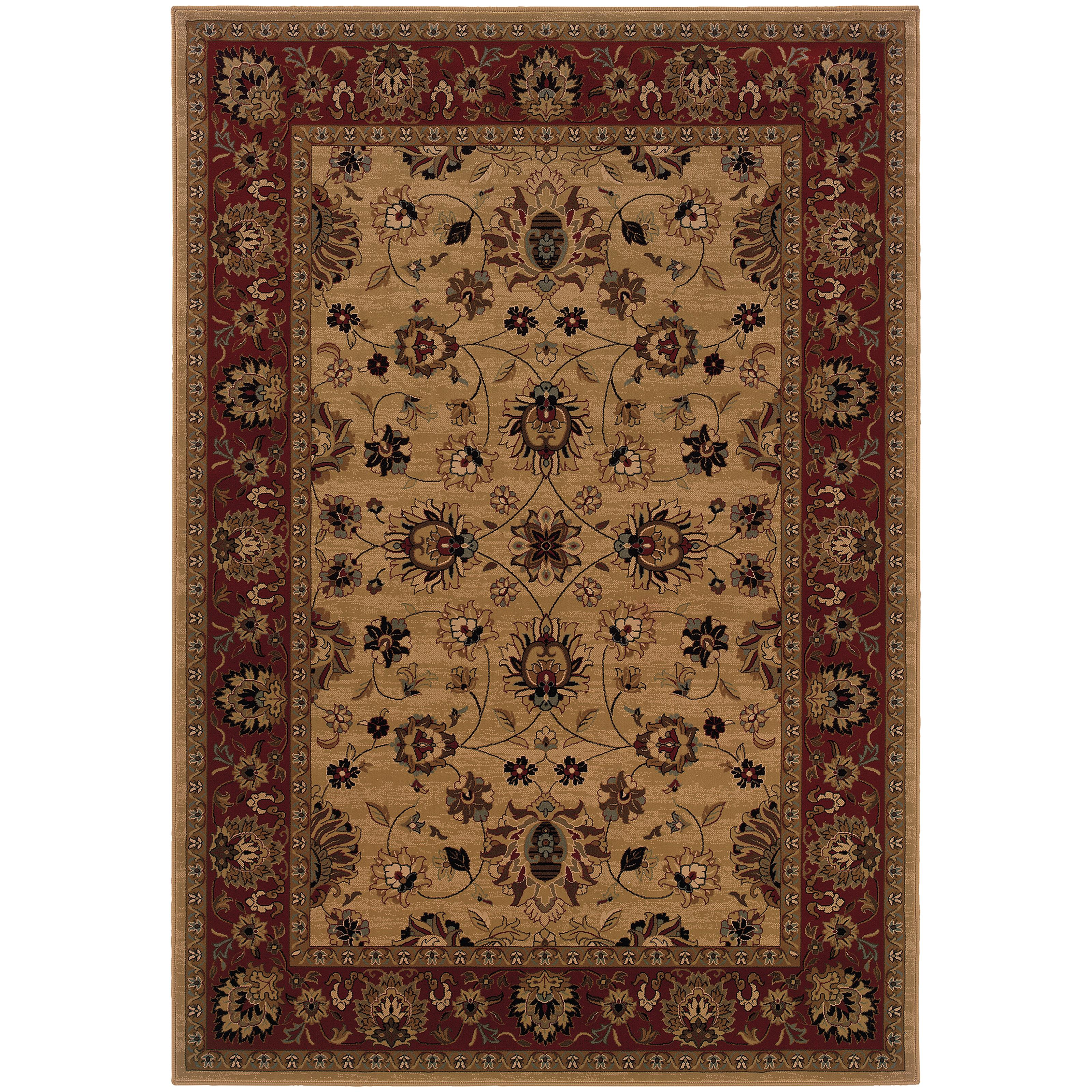 "Oriental Weavers Cambridge 5' 3"" X  7' 6"" Rug - Item Number: C530J2160230ST"