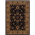 """Oriental Weavers Cambridge 3'10"""" X  5' 5"""" Rug - Item Number: C530Q2117165ST"""