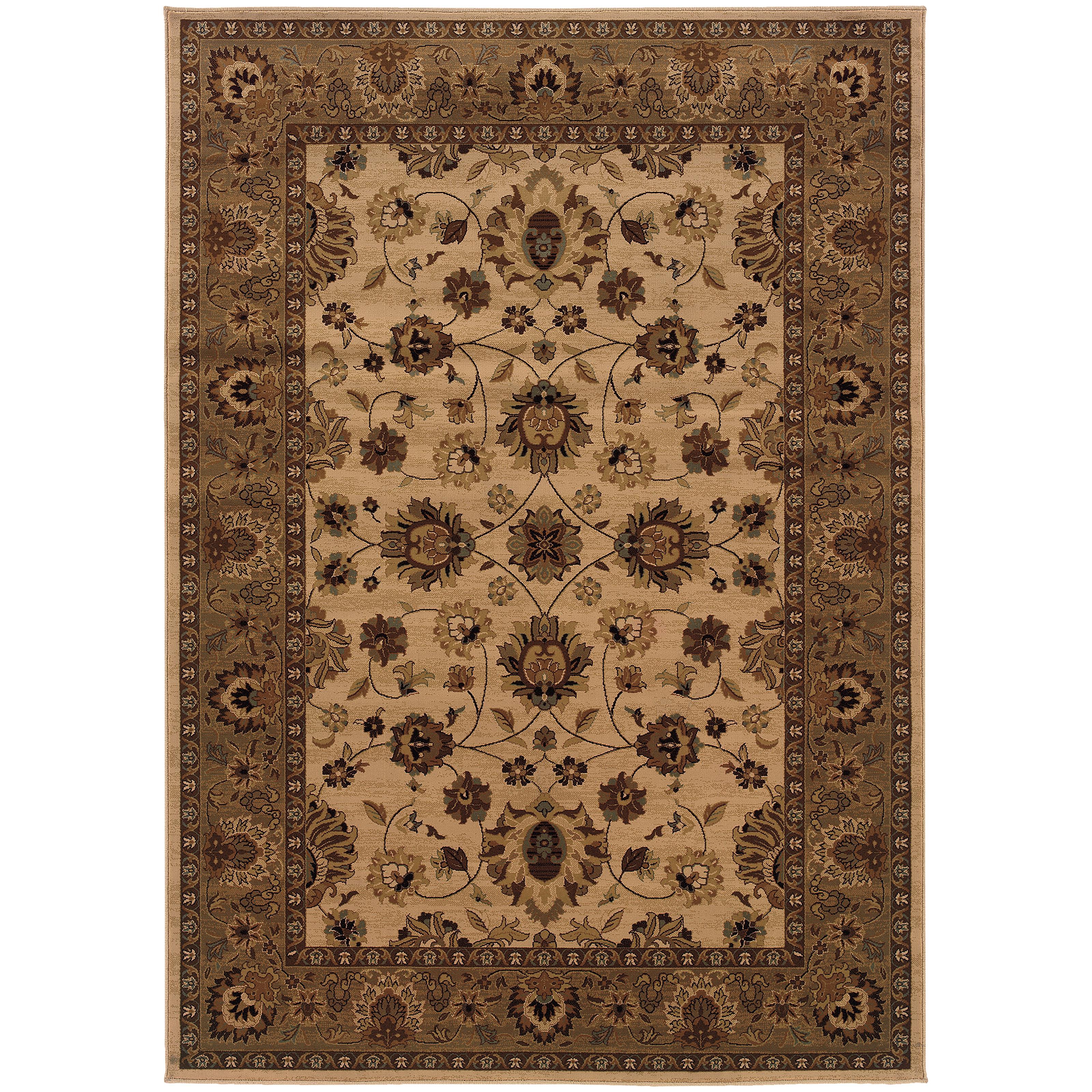 "Oriental Weavers Cambridge 3'10"" X  5' 5"" Rug - Item Number: C530W2117165ST"