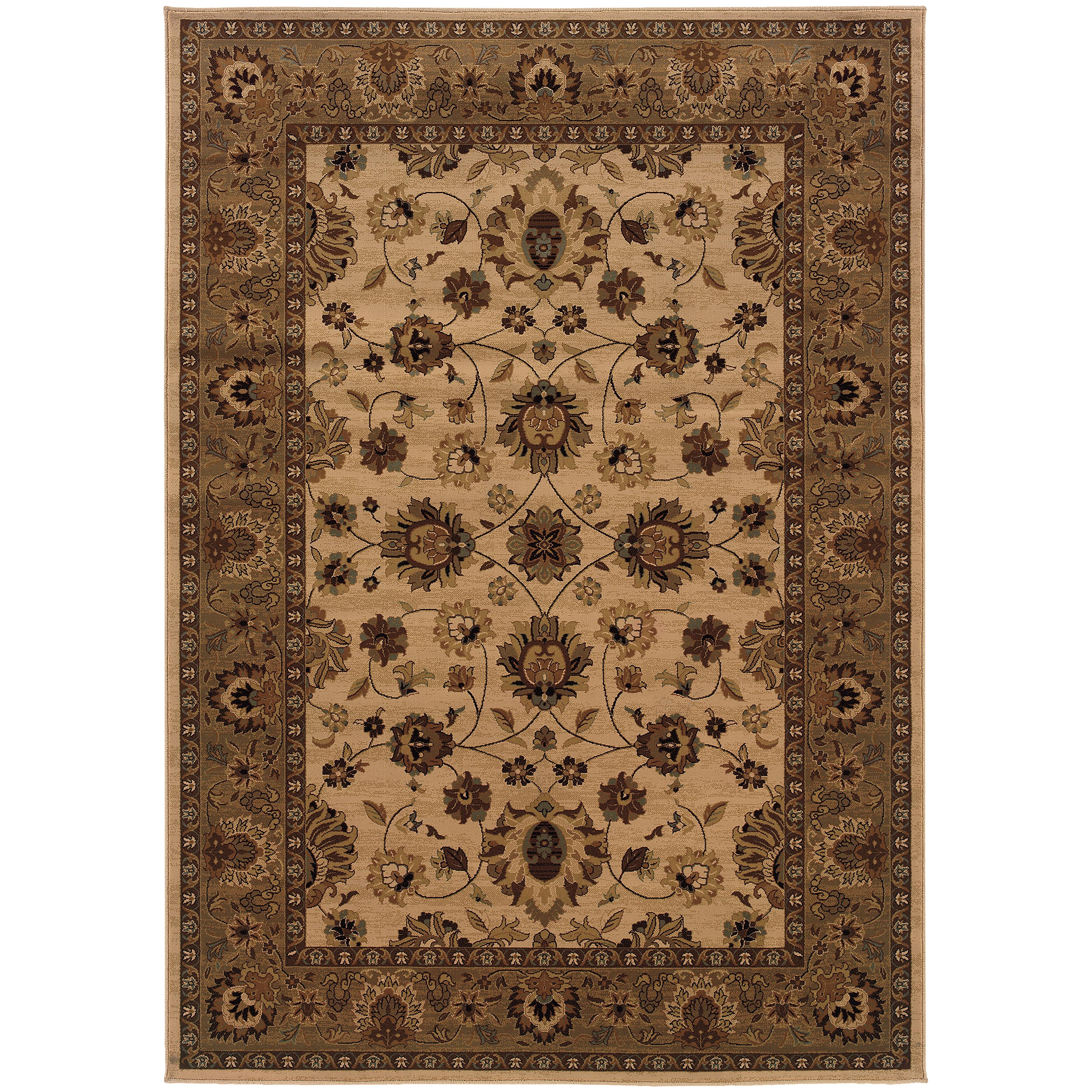 "Oriental Weavers Cambridge 5' 3"" X  7' 6"" Rug - Item Number: C530W2160230ST"