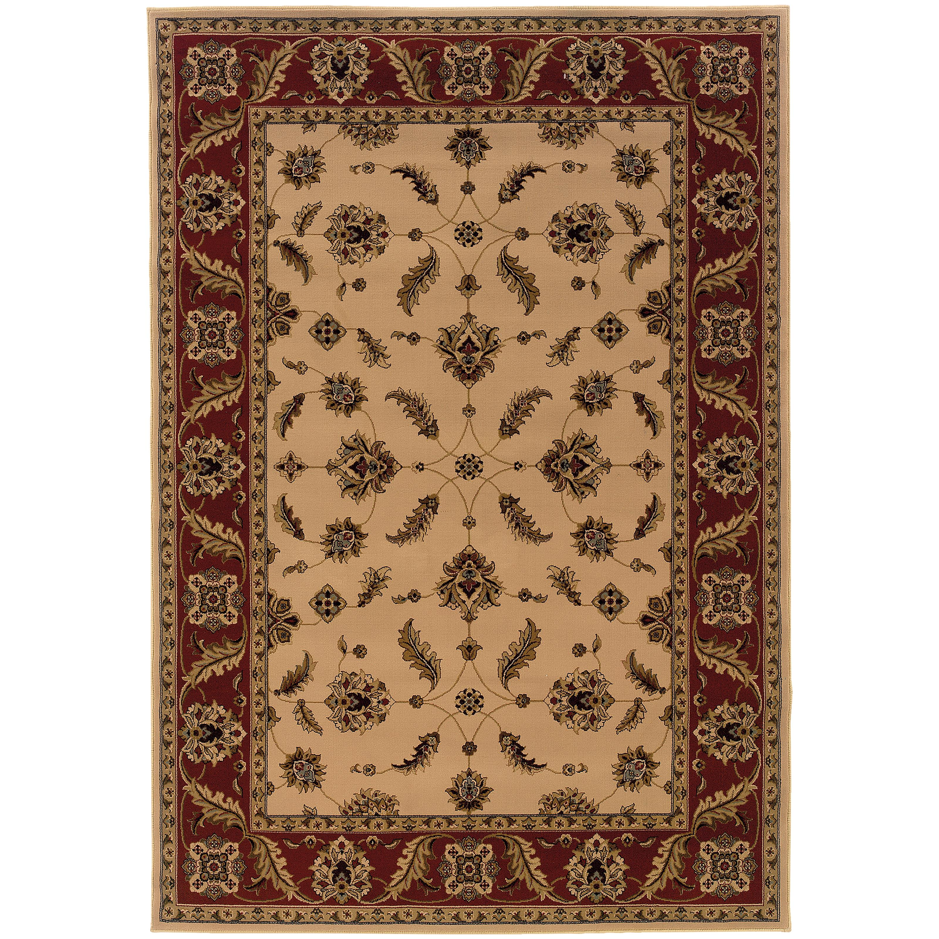 "Oriental Weavers Cambridge 5' 3"" X  7' 6"" Rug - Item Number: C531I2160230ST"