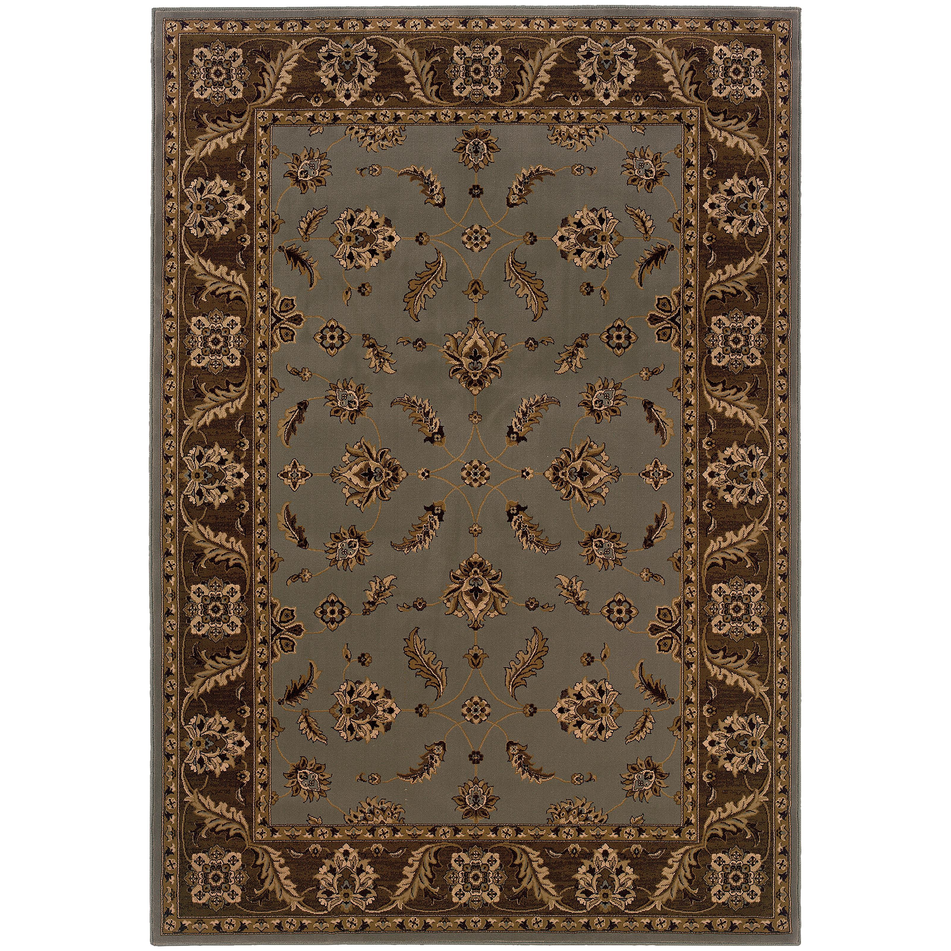 "Oriental Weavers Cambridge 3'10"" X  5' 5"" Rug - Item Number: C531L2117165ST"