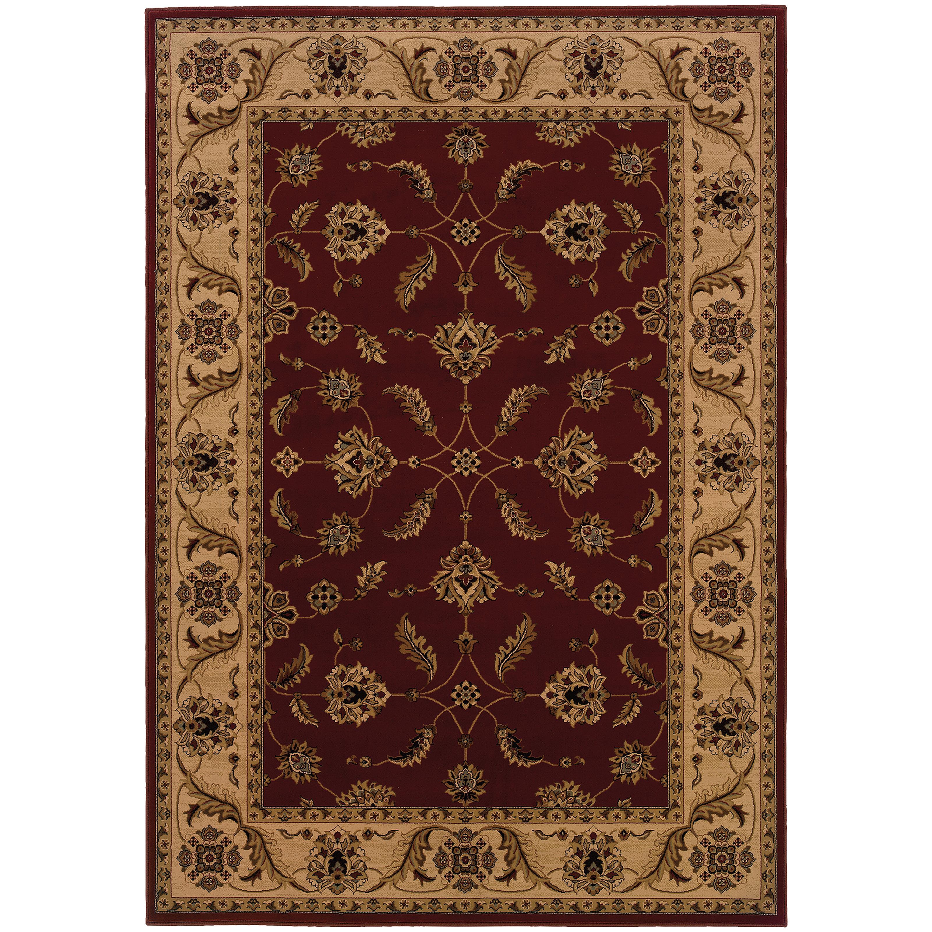 "Oriental Weavers Cambridge 3'10"" X  5' 5"" Rug - Item Number: C531R2117165ST"