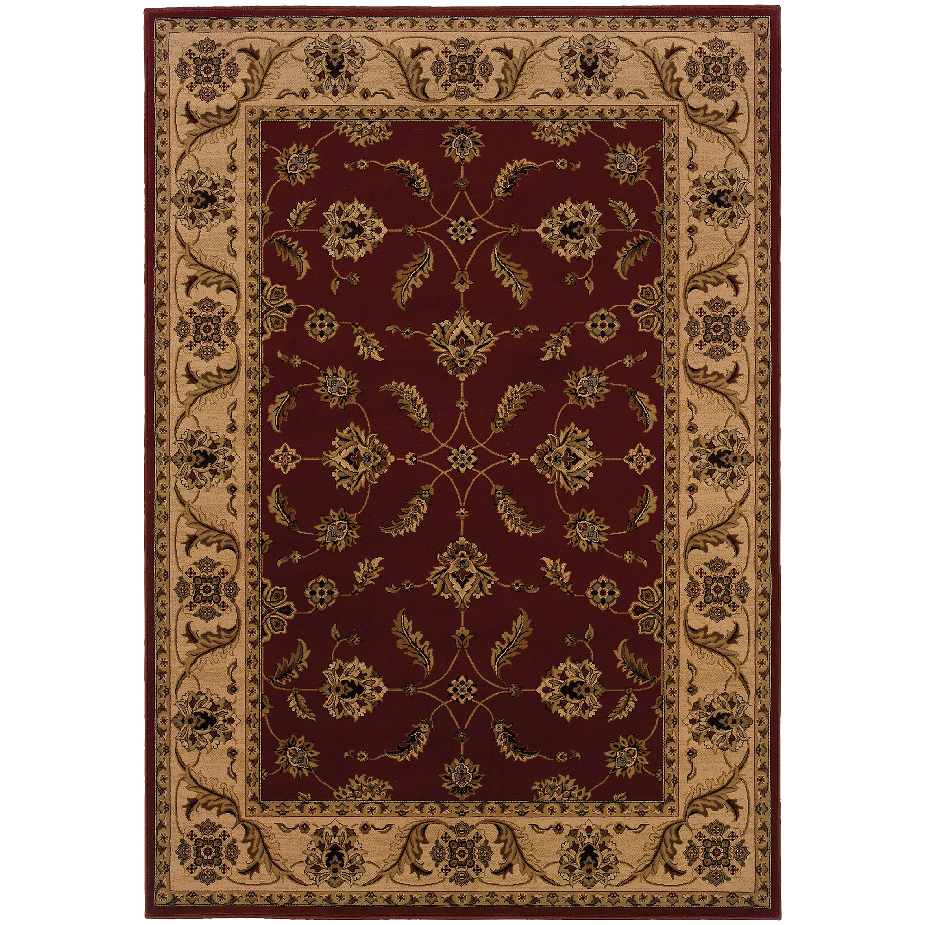 "Oriental Weavers Cambridge 5' 3"" X  7' 6"" Rug - Item Number: C531R2160230ST"