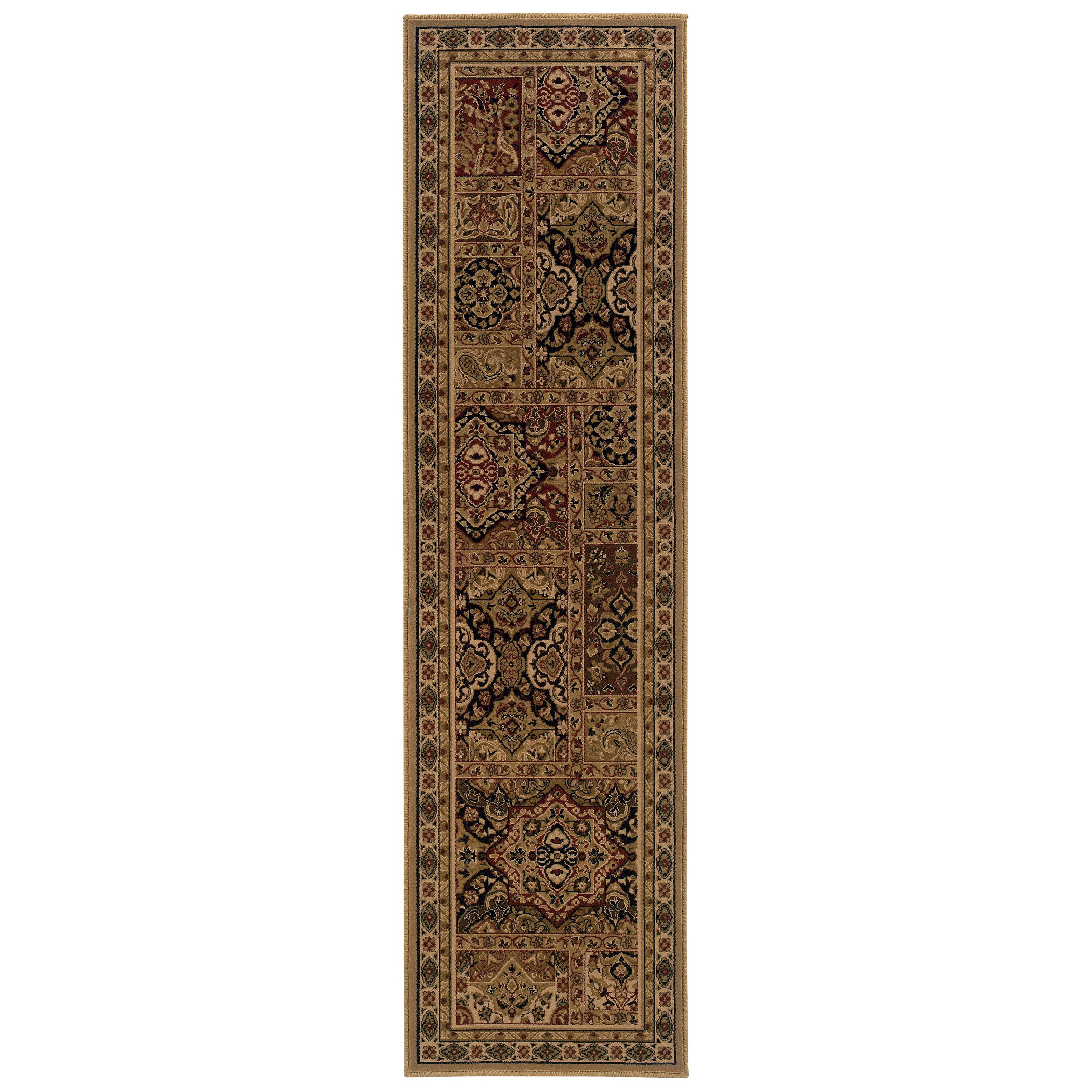 "Oriental Weavers Cambridge 1'10"" X  7' 6"" Rug - Item Number: C5991Y058230ST"