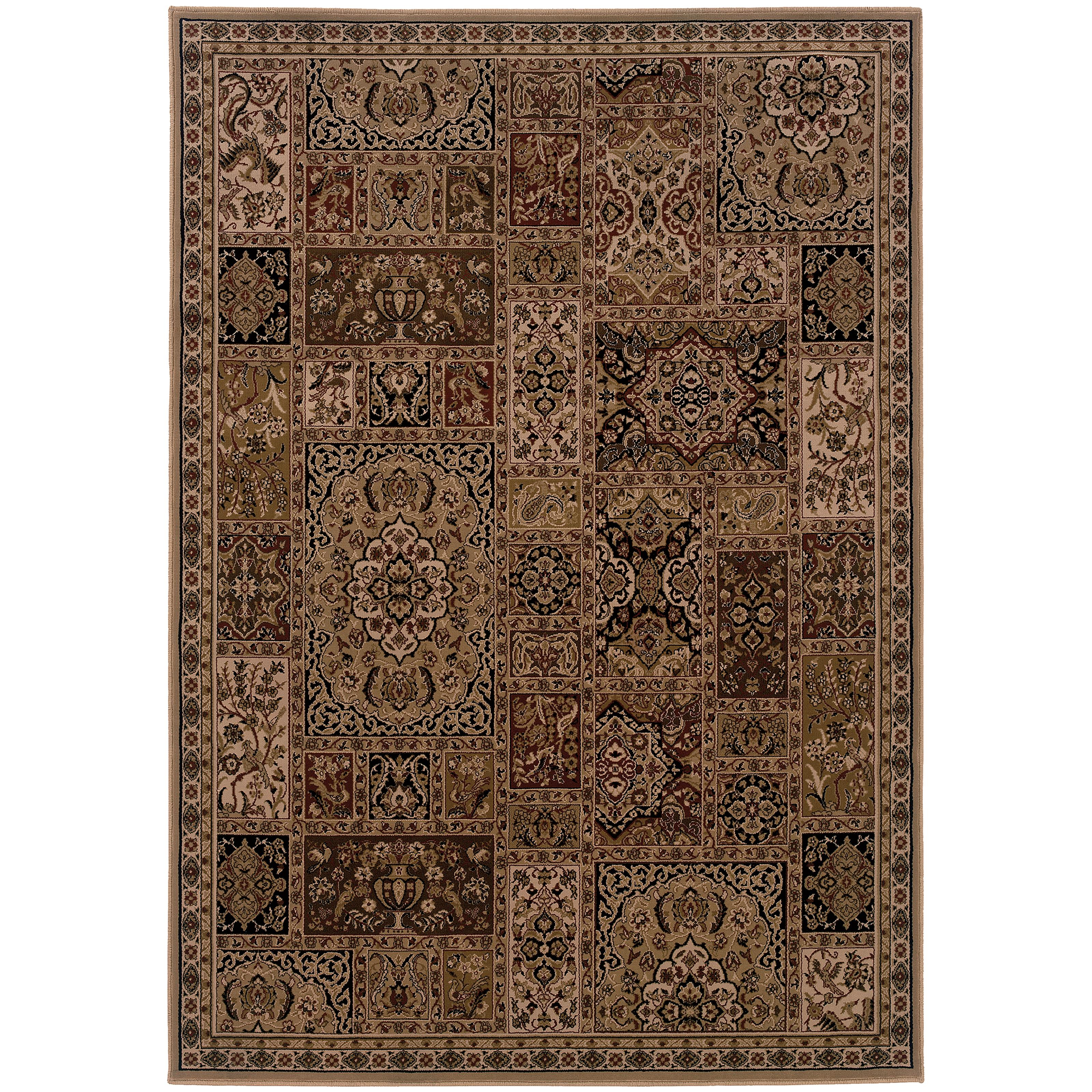 "Oriental Weavers Cambridge 3'10"" X  5' 5"" Rug - Item Number: C5991Y117165ST"
