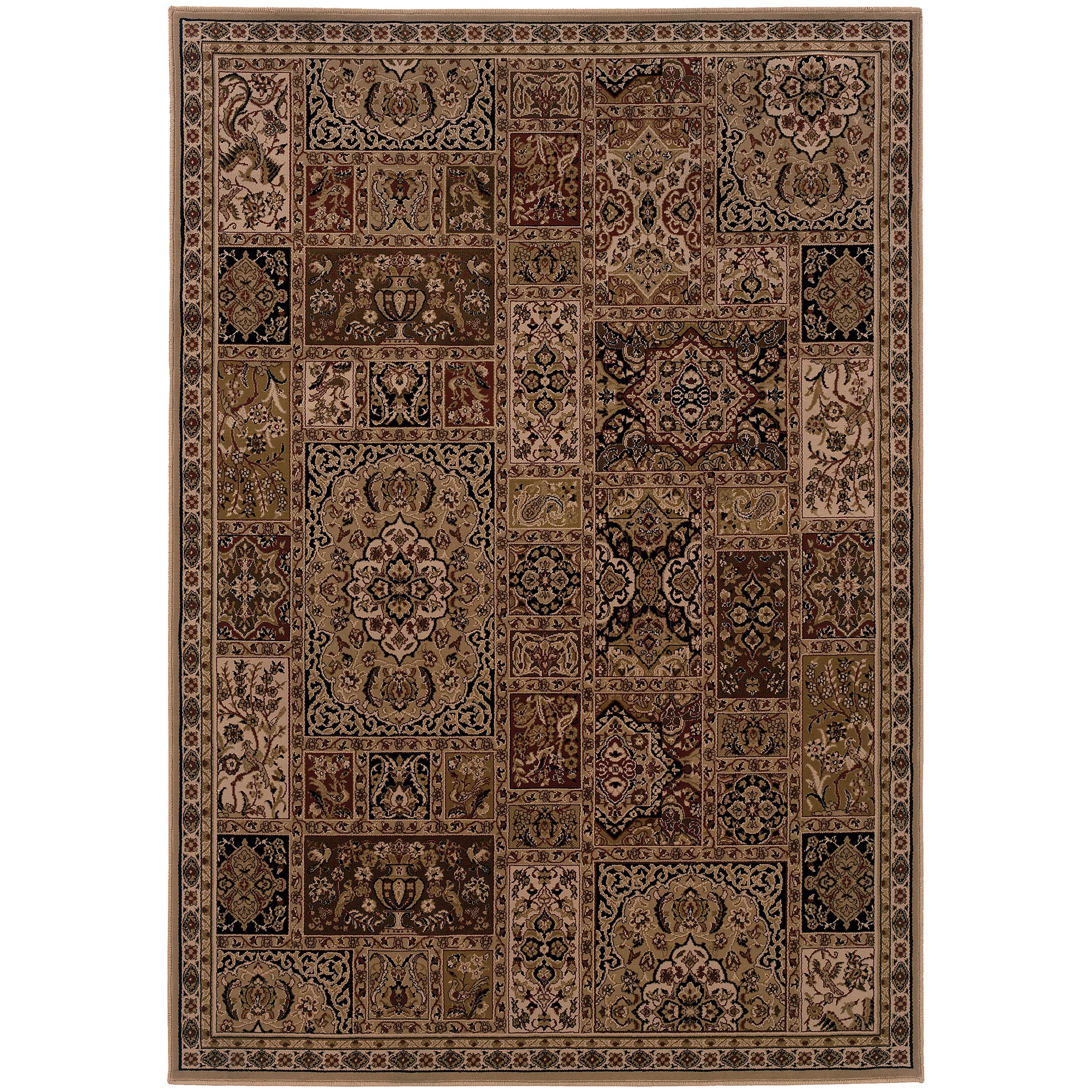 "Oriental Weavers Cambridge 5' 3"" X  7' 6"" Rug - Item Number: C5991Y160230ST"