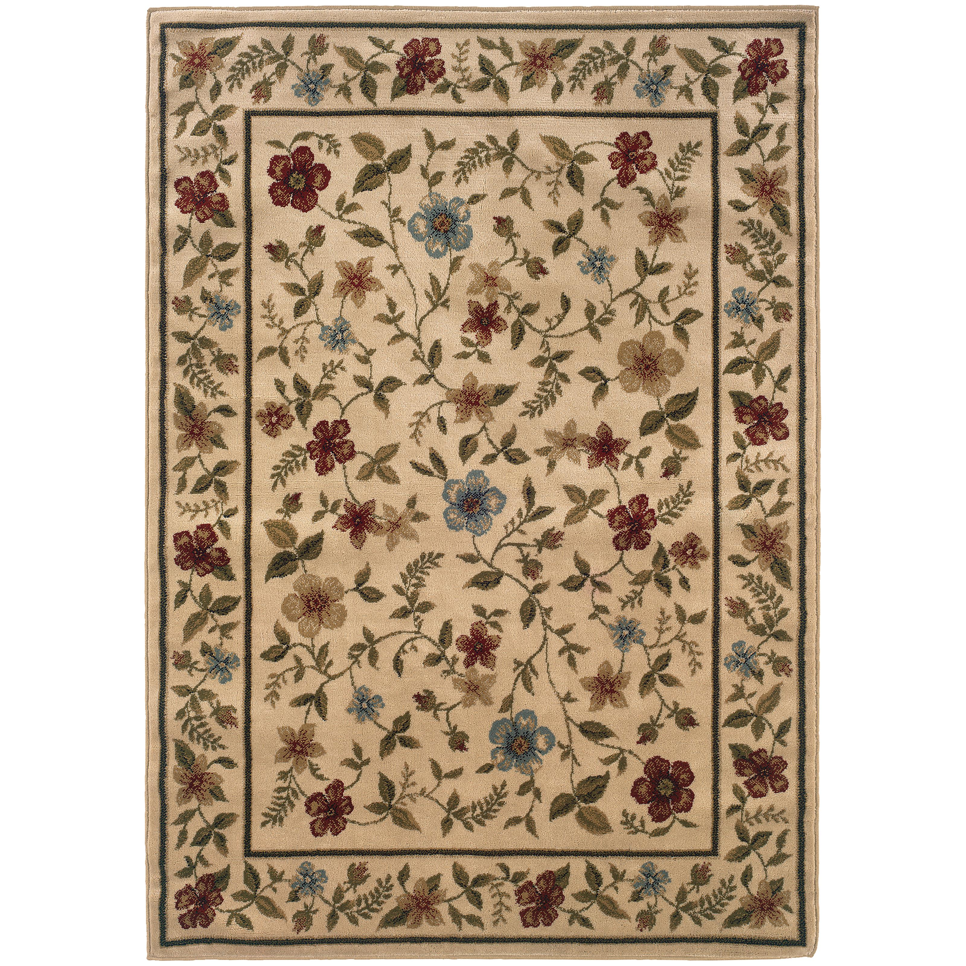 "Oriental Weavers Camden 1'10"" X  7' 3"" Rug - Item Number: C1196C056220ST"