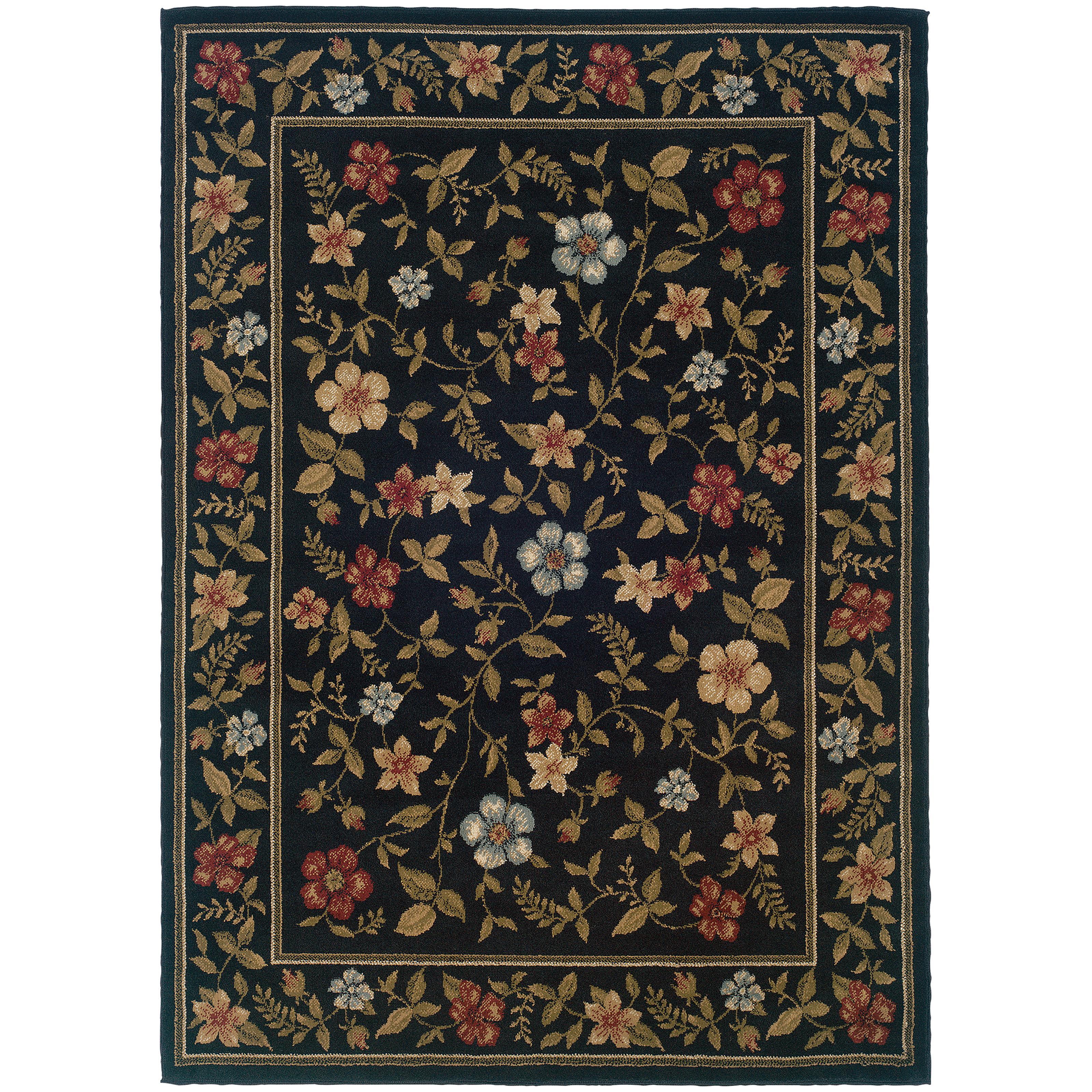 """Oriental Weavers Camden 7'10"""" X 10' 0"""" Rug - Item Number: C1196D240305ST"""