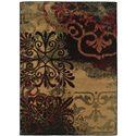 """Oriental Weavers Camden 5' 0"""" X  7' 3"""" Rug - Item Number: C2022D152220ST"""