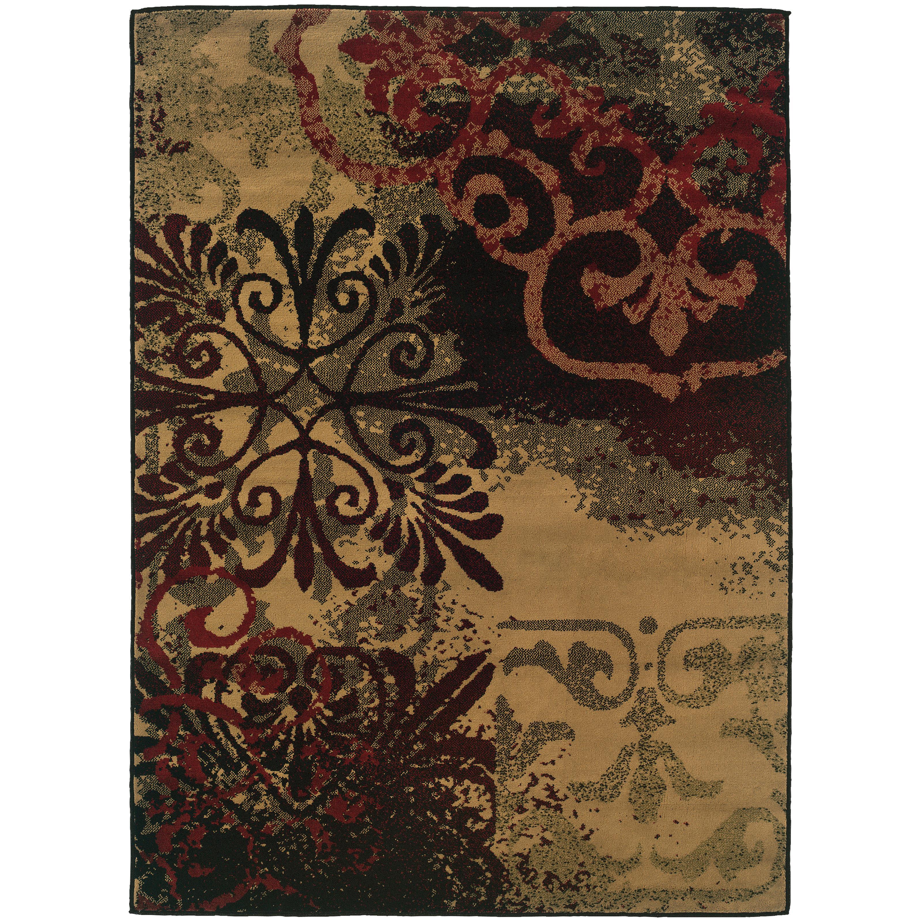 """Oriental Weavers Camden 7'10"""" X 10' 0"""" Rug - Item Number: C2022D240305ST"""