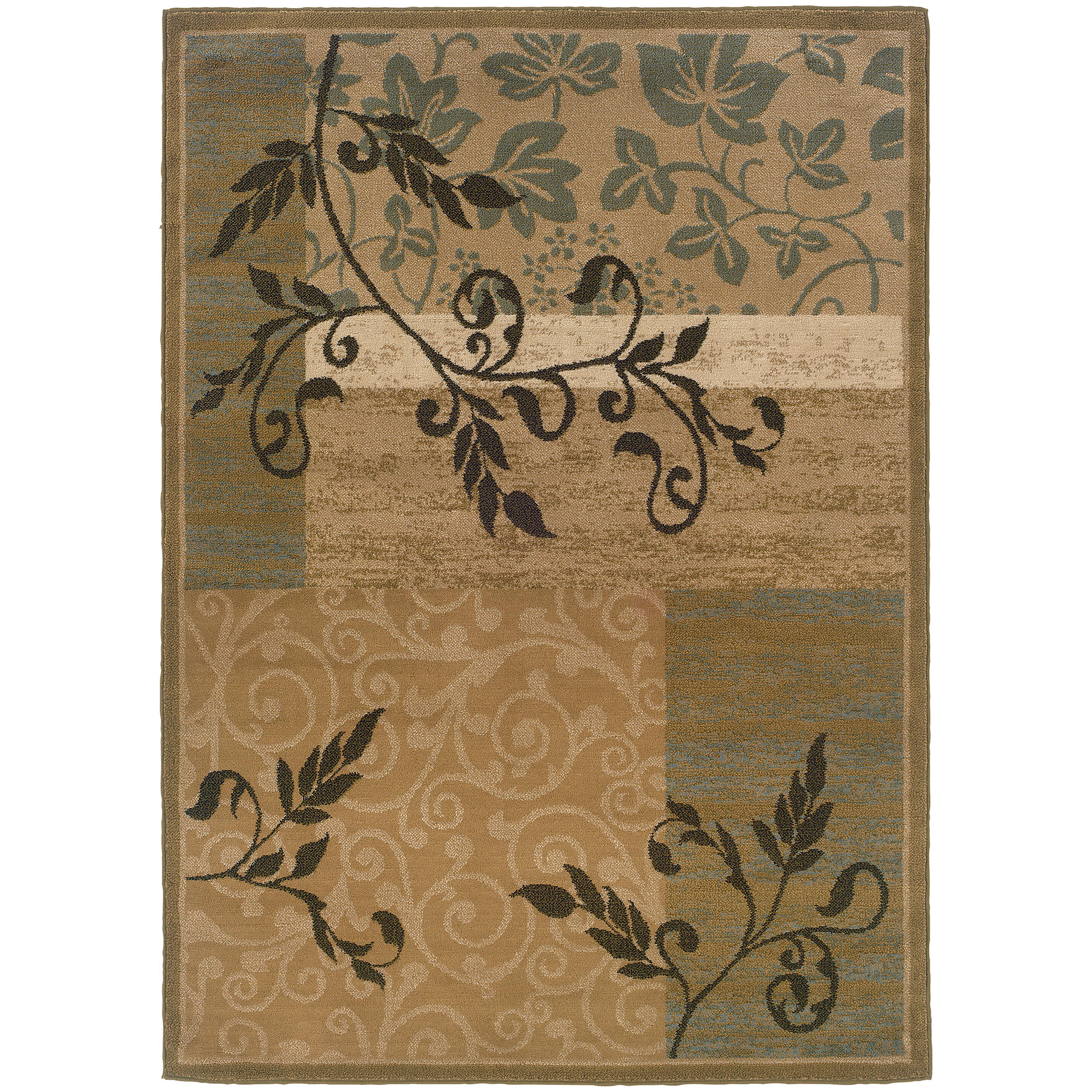 "Oriental Weavers Camden 5' 0"" X  7' 3"" Rug - Item Number: C2395C152220ST"