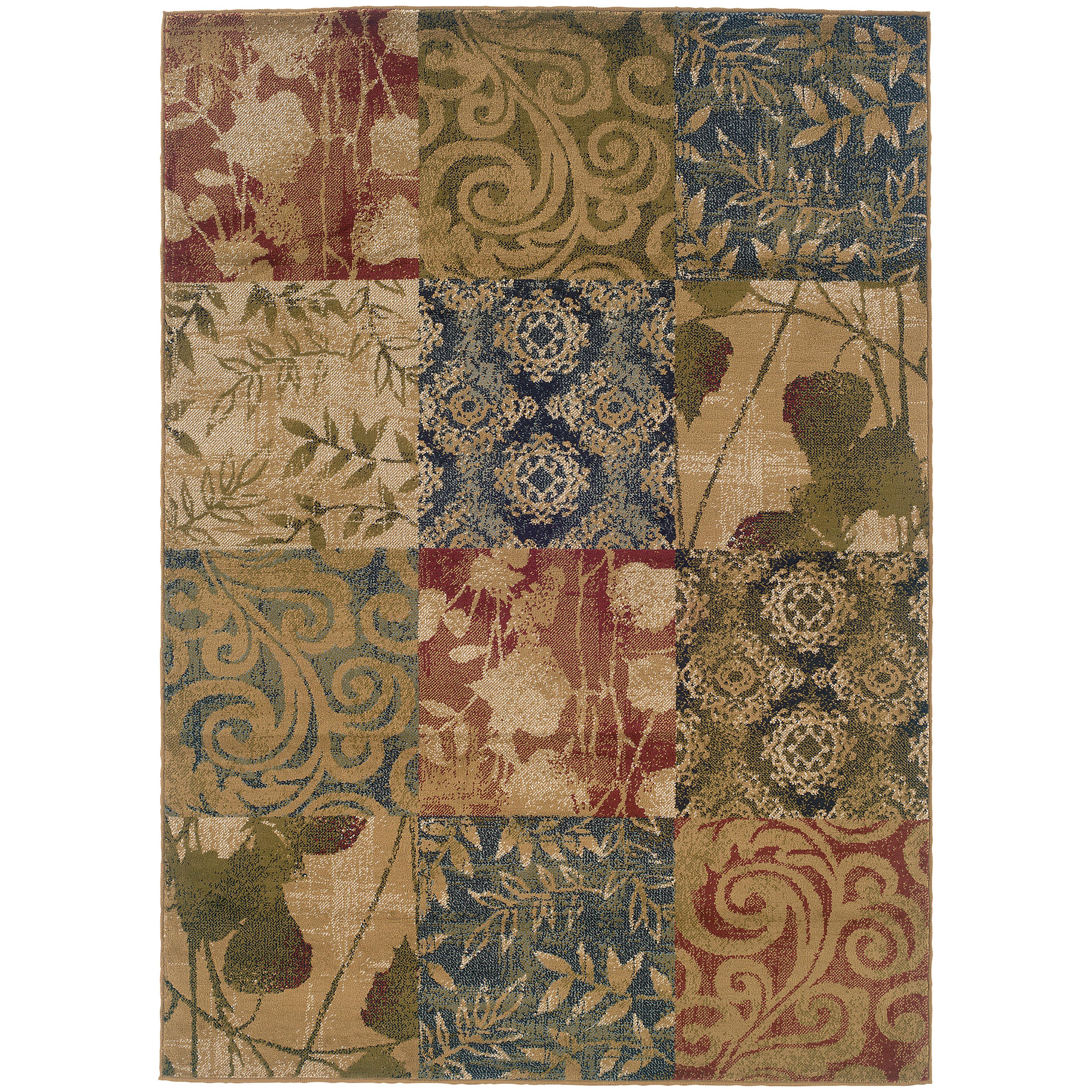 "Oriental Weavers Camden 1'10"" X  2'10"" Rug - Item Number: C2422A056086ST"