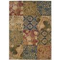 "Oriental Weavers Camden 5' 0"" X  7' 3"" Rug - Item Number: C2422A152220ST"