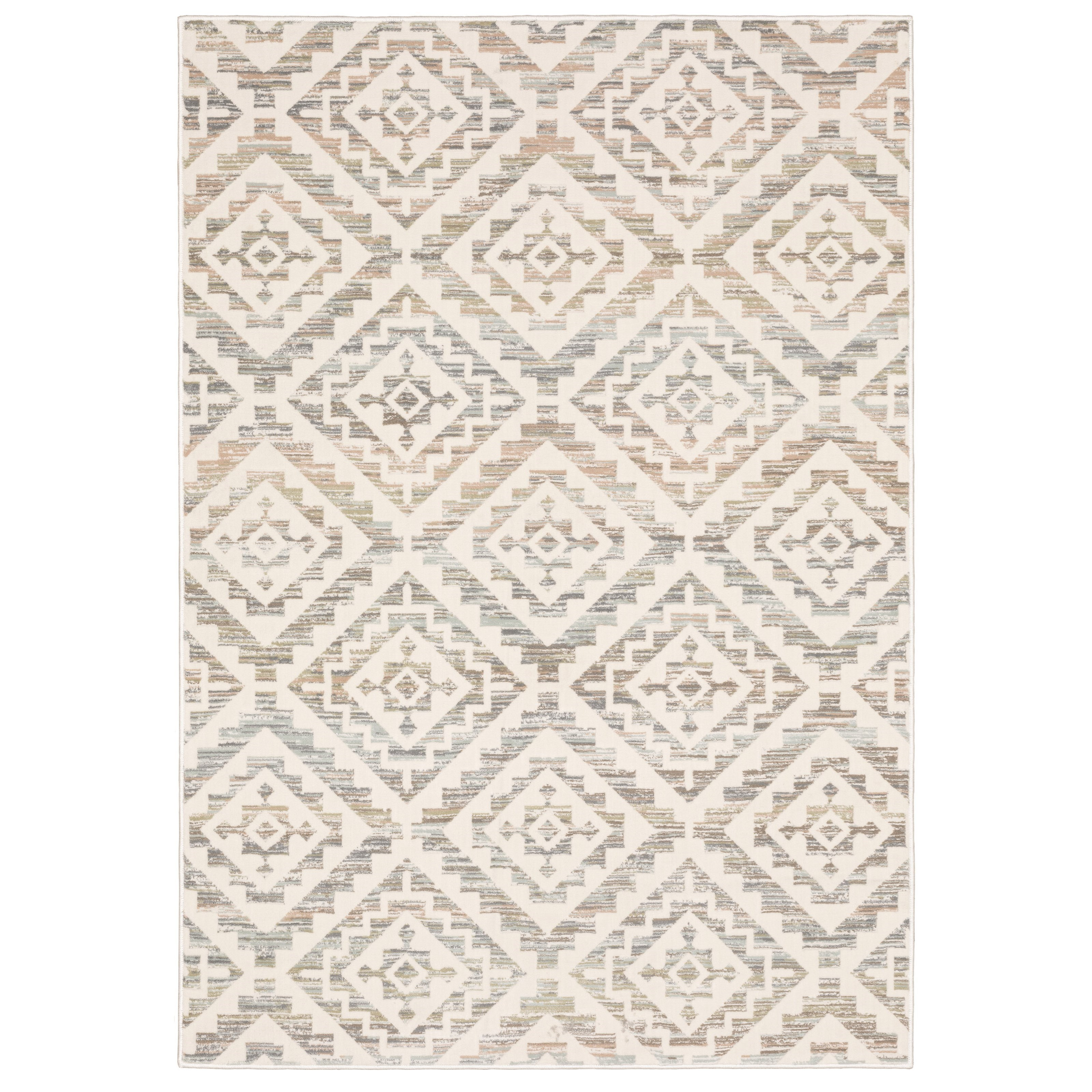 "Capistrano 7'10"" X 10'10"" Rectangle Rug by Oriental Weavers at Darvin Furniture"