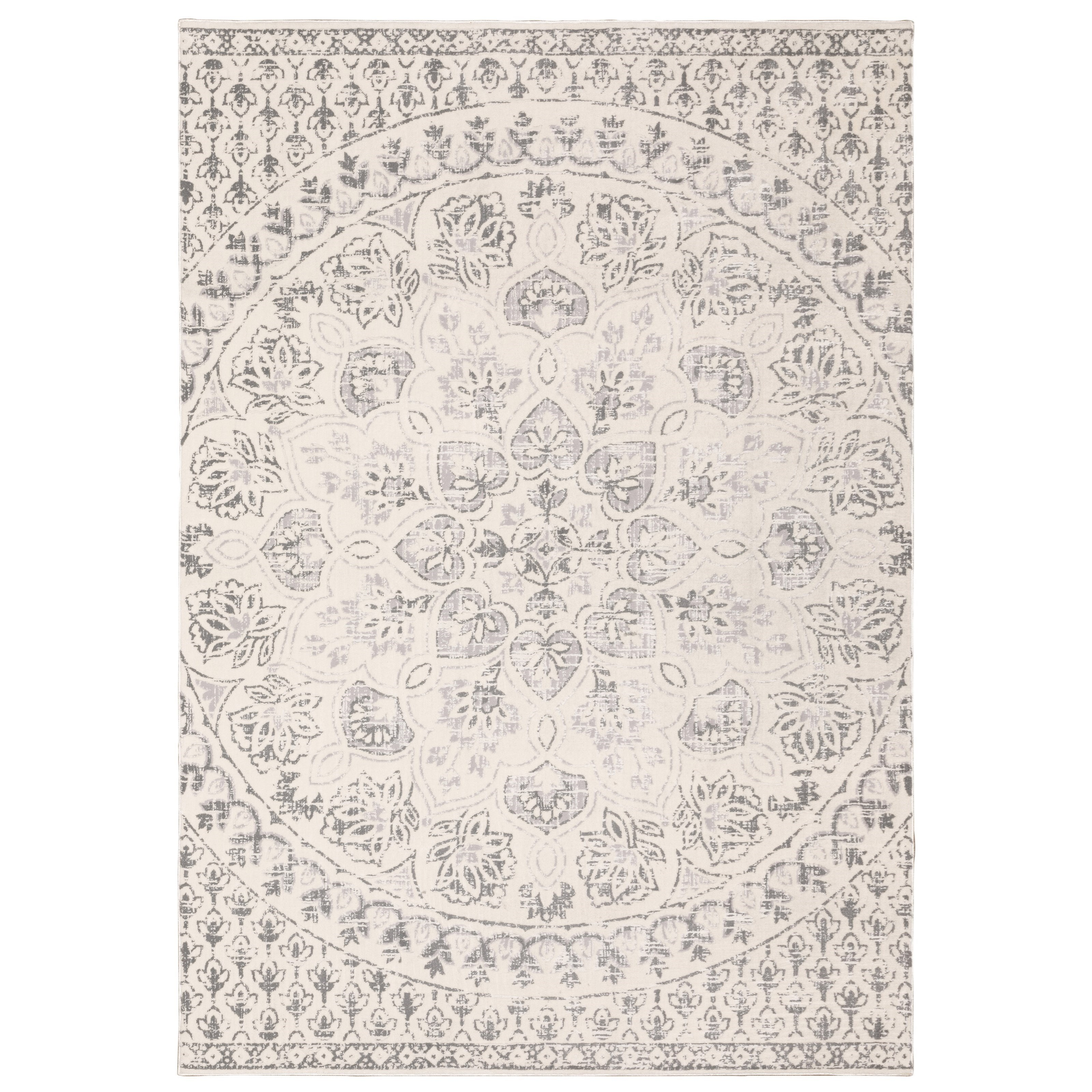 """Capistrano 7'10"""" X 10'10"""" Rectangle Rug by Oriental Weavers at Darvin Furniture"""