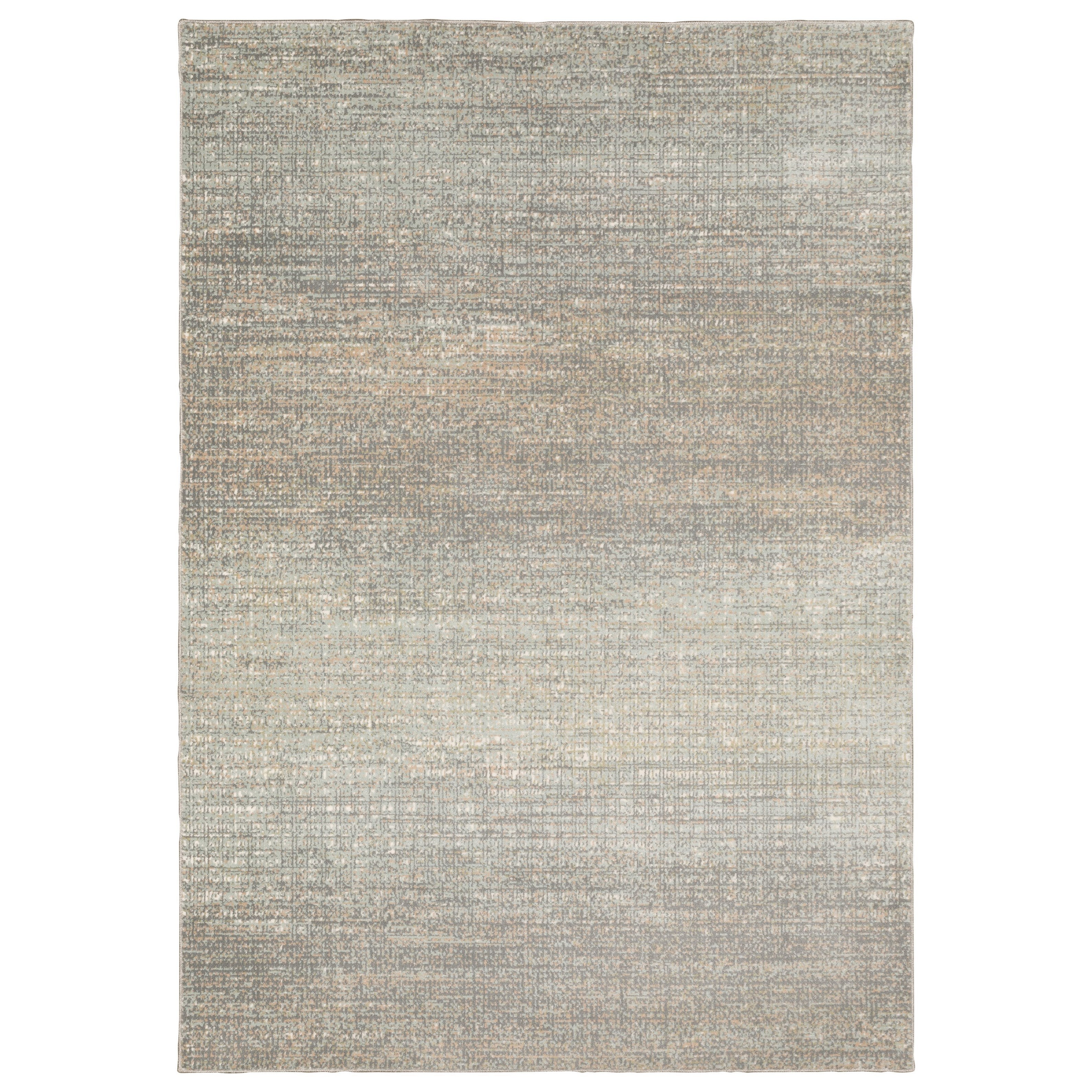 "Capistrano 5' 3"" X  7' 6"" Rectangle Rug by Oriental Weavers at Darvin Furniture"