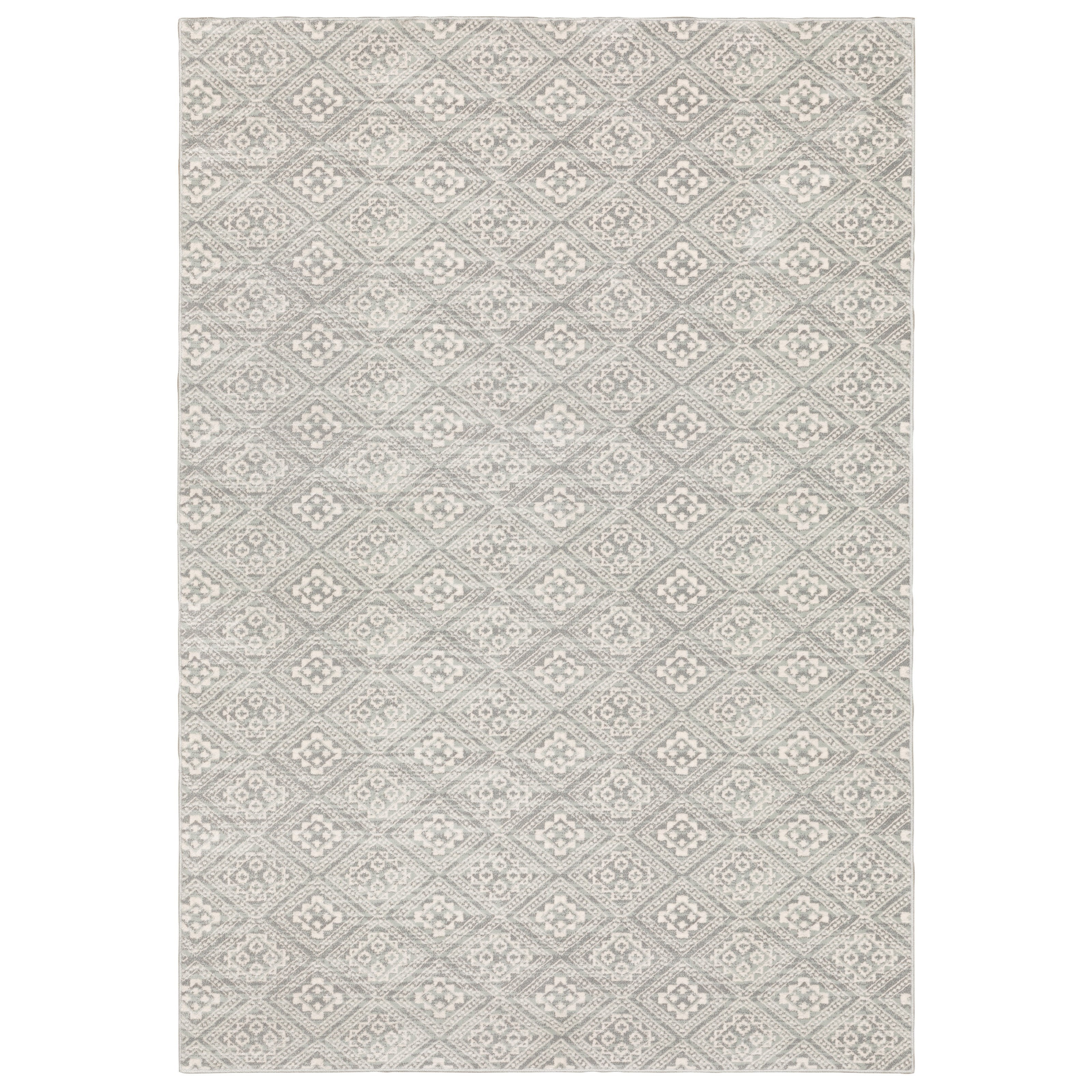 """Capistrano 9'10"""" X 12'10"""" Rectangle Rug by Oriental Weavers at Darvin Furniture"""