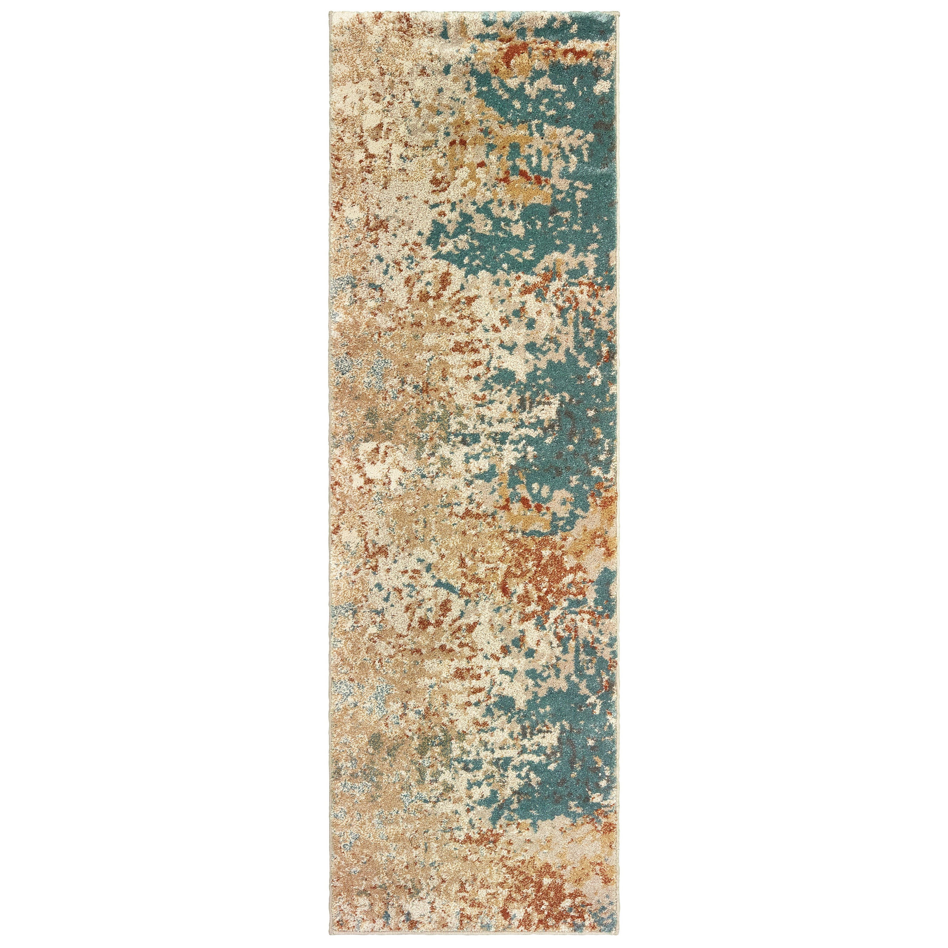"""Carson OW 2' 3"""" X  7' 6"""" Runner Rug by Oriental Weavers at Darvin Furniture"""