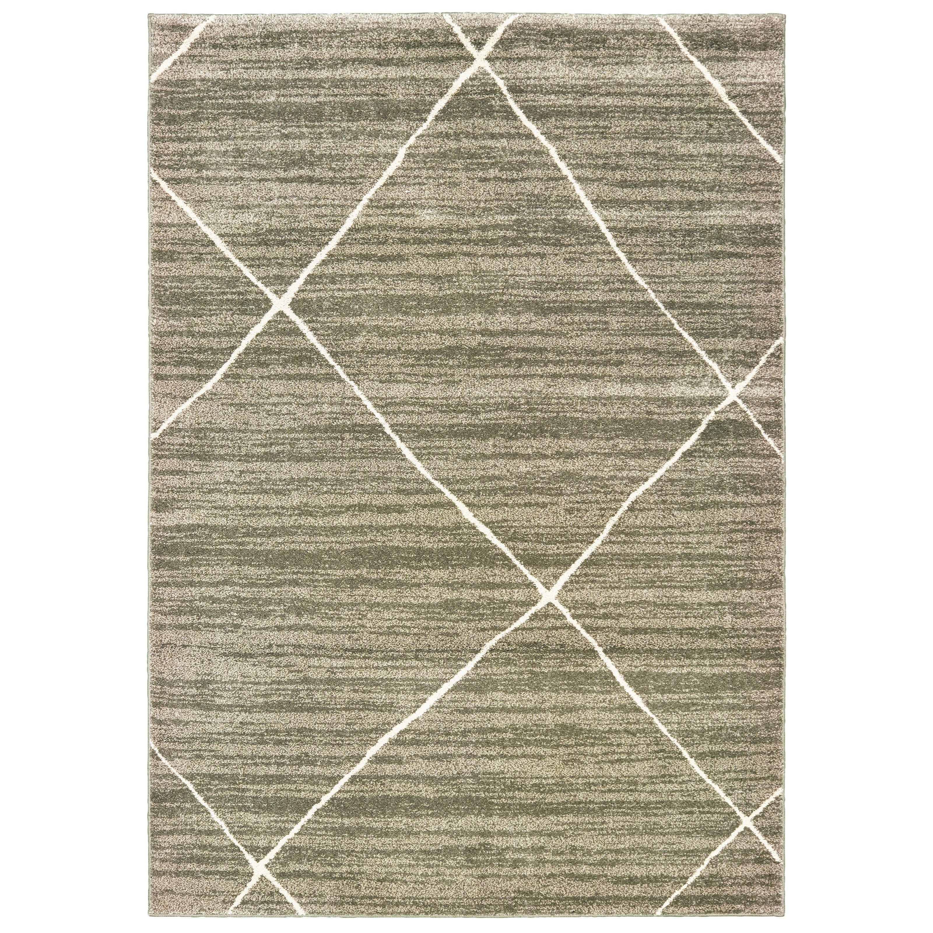 "Carson OW 5' 3"" X  7' 3"" Rectangle Rug by Oriental Weavers at Darvin Furniture"