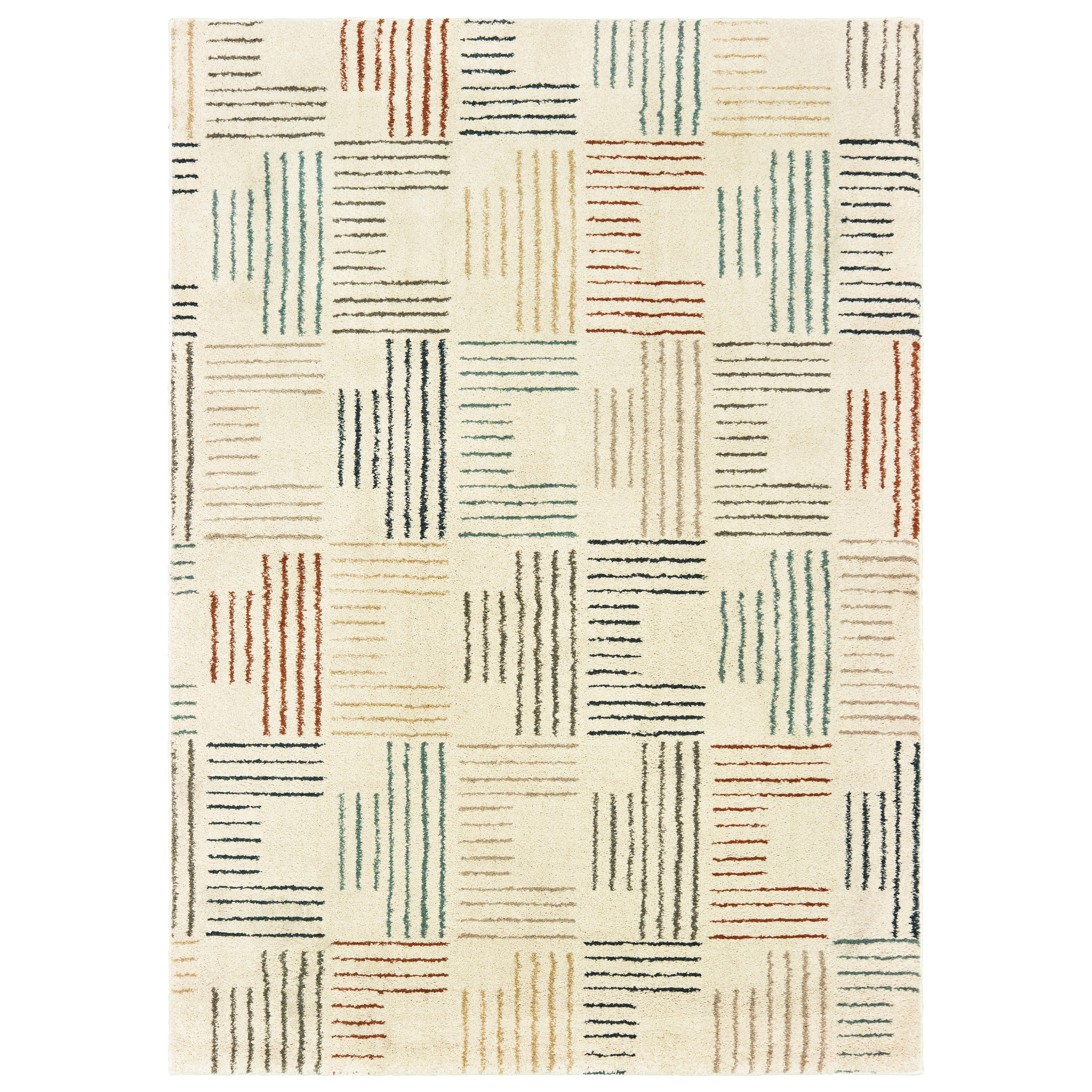 """Carson OW 7'10"""" X 10' Rectangle Rug by Oriental Weavers at Darvin Furniture"""