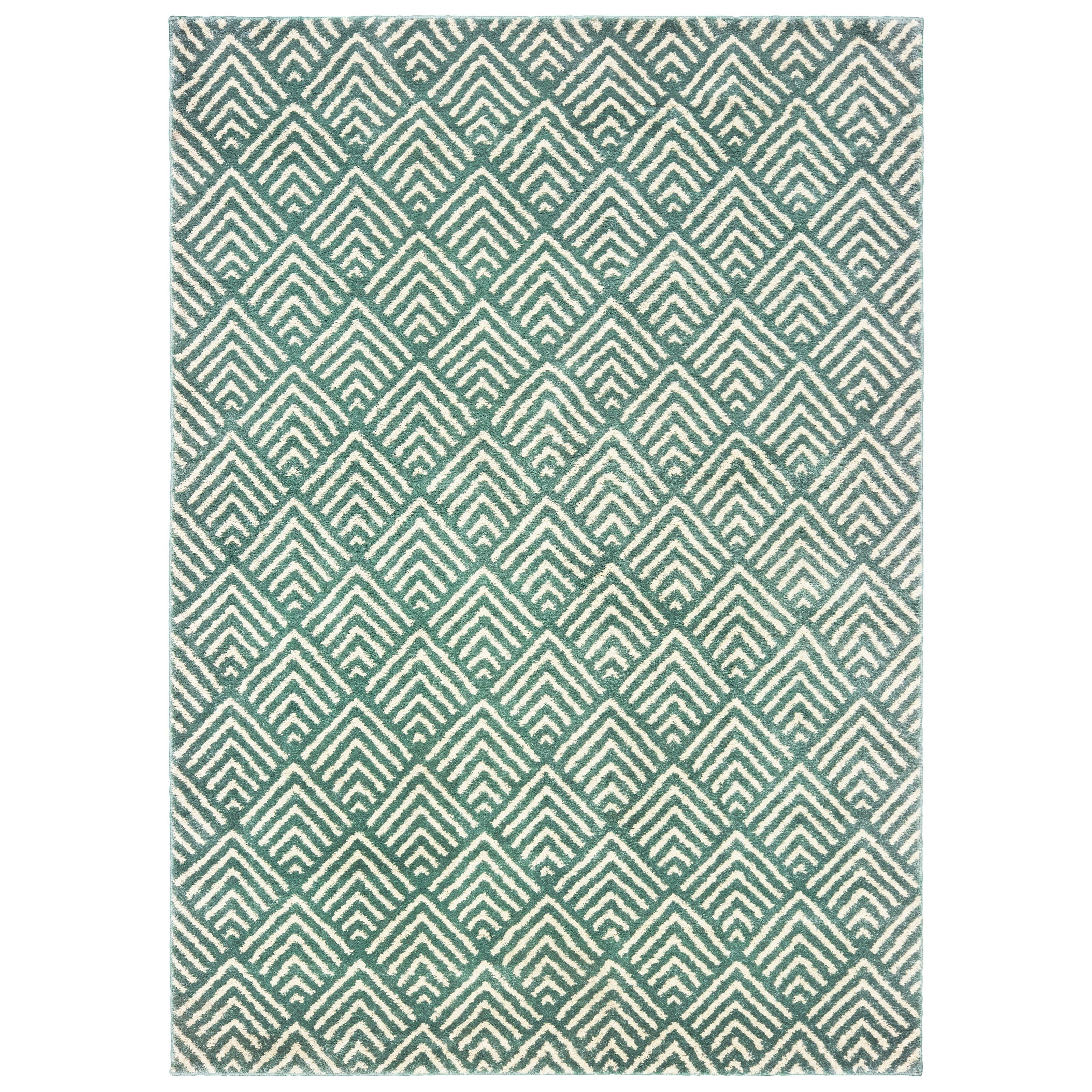 """Carson OW 3'10"""" X  5' 5"""" Rectangle Rug by Oriental Weavers at Darvin Furniture"""
