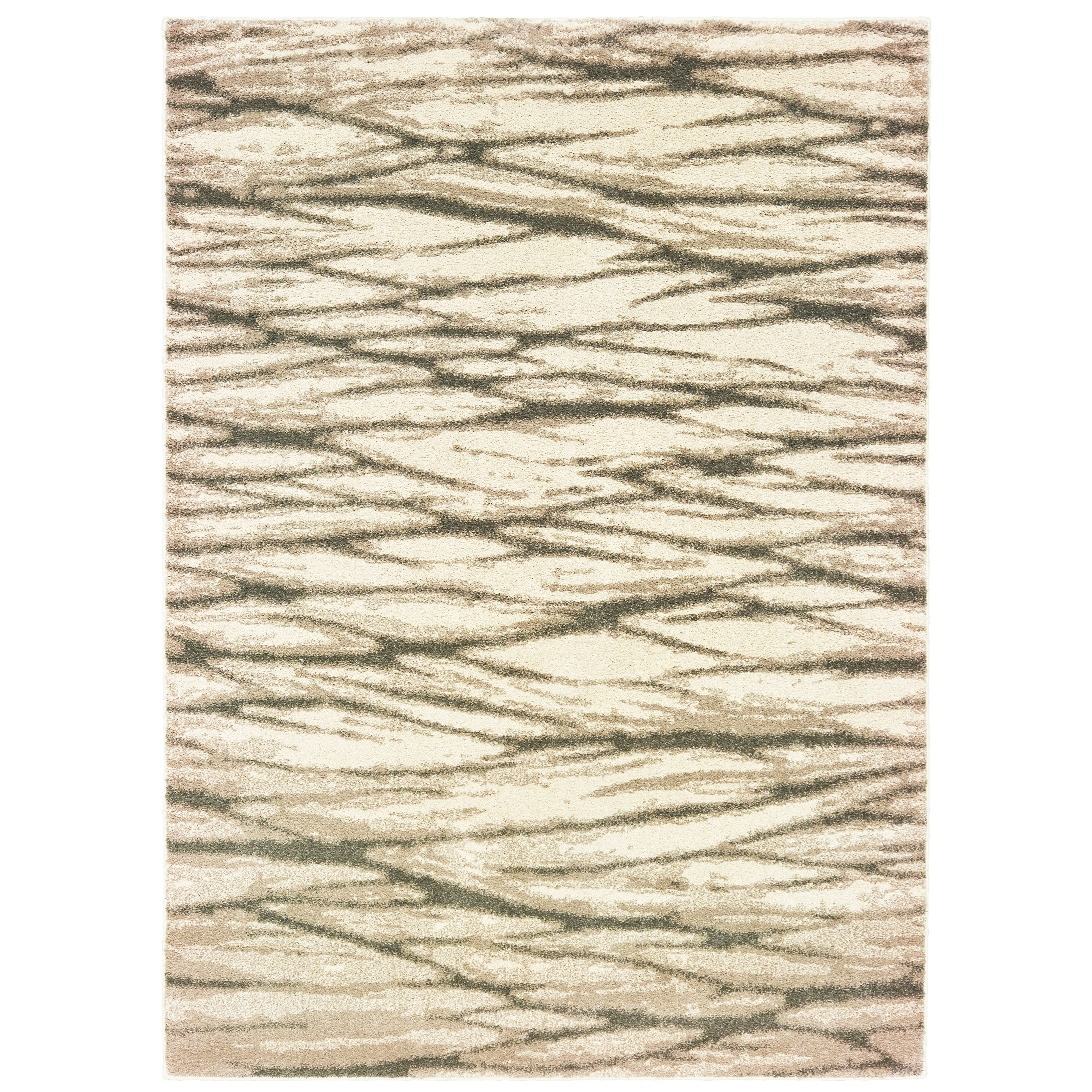 """Carson OW 6' 7"""" X  9' 2"""" Rectangle Rug by Oriental Weavers at Darvin Furniture"""