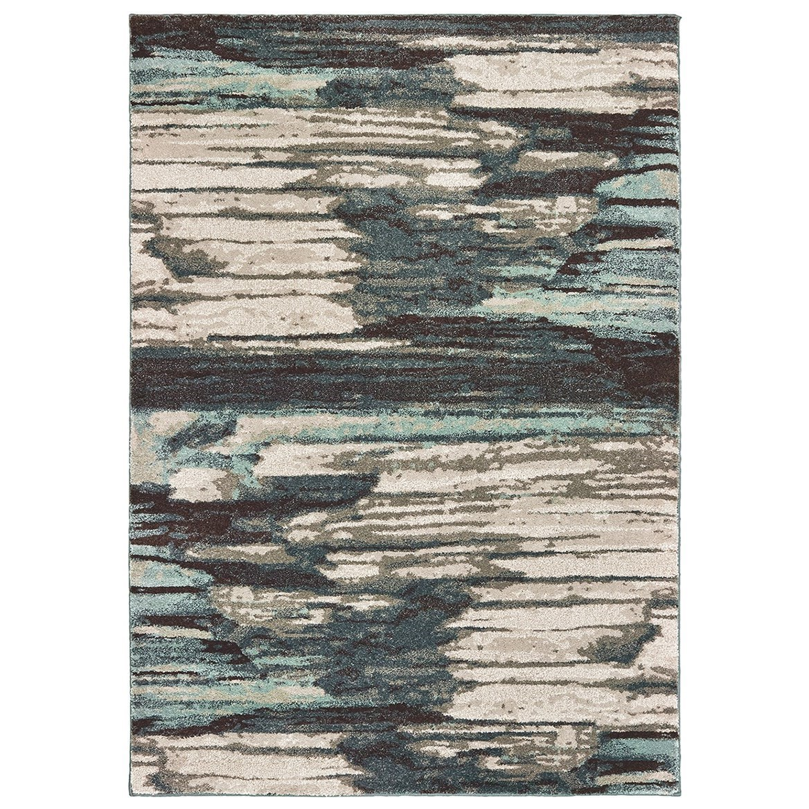 "Carson 5' 3"" X 7' 3"" Rug by Oriental Weavers at HomeWorld Furniture"