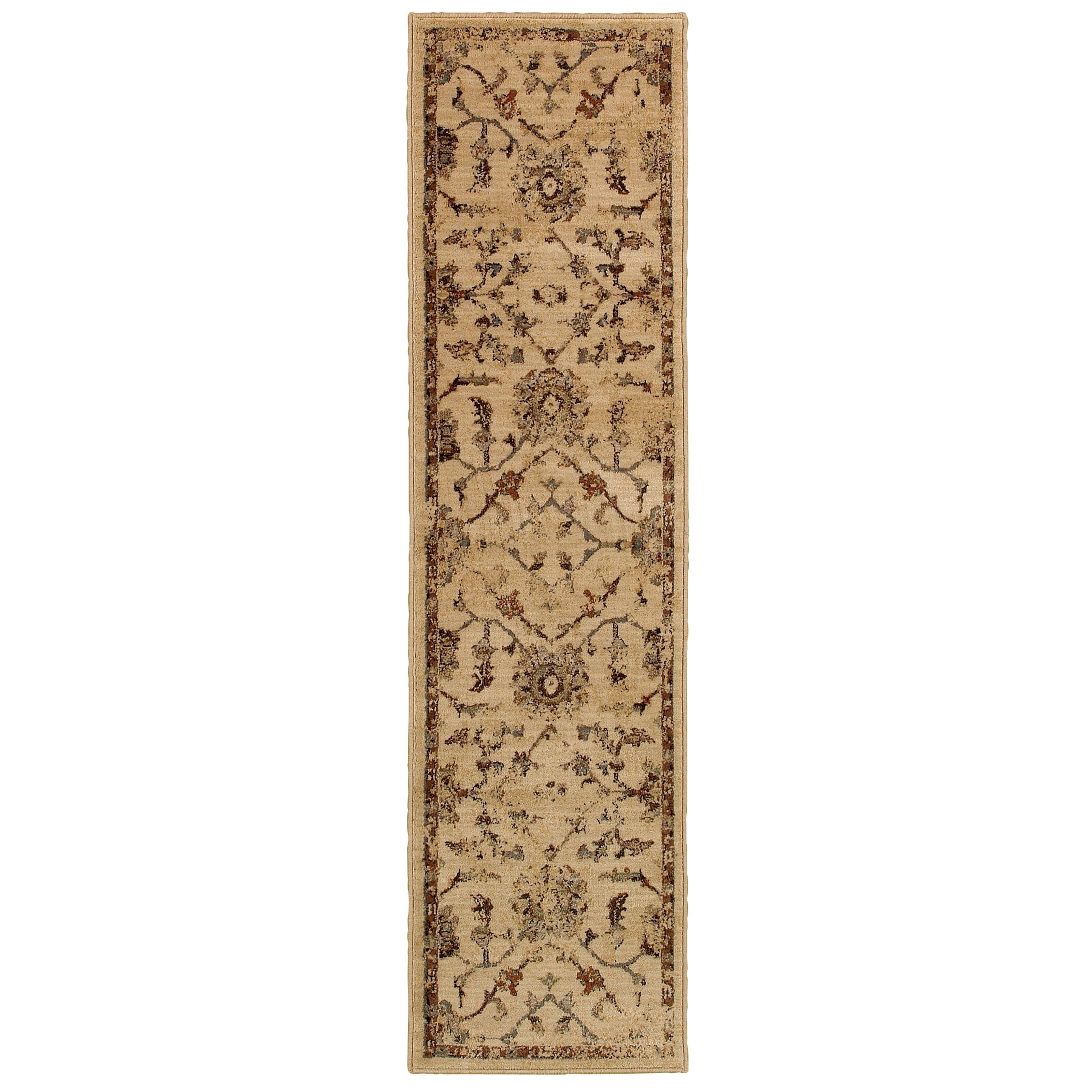"Oriental Weavers Casablanca 1'10"" X  7' 6"" Rug - Item Number: C1376E058230ST"