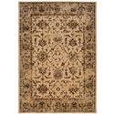 "Oriental Weavers Casablanca 3'10"" X  5' 5"" Rug - Item Number: C1376E117165ST"