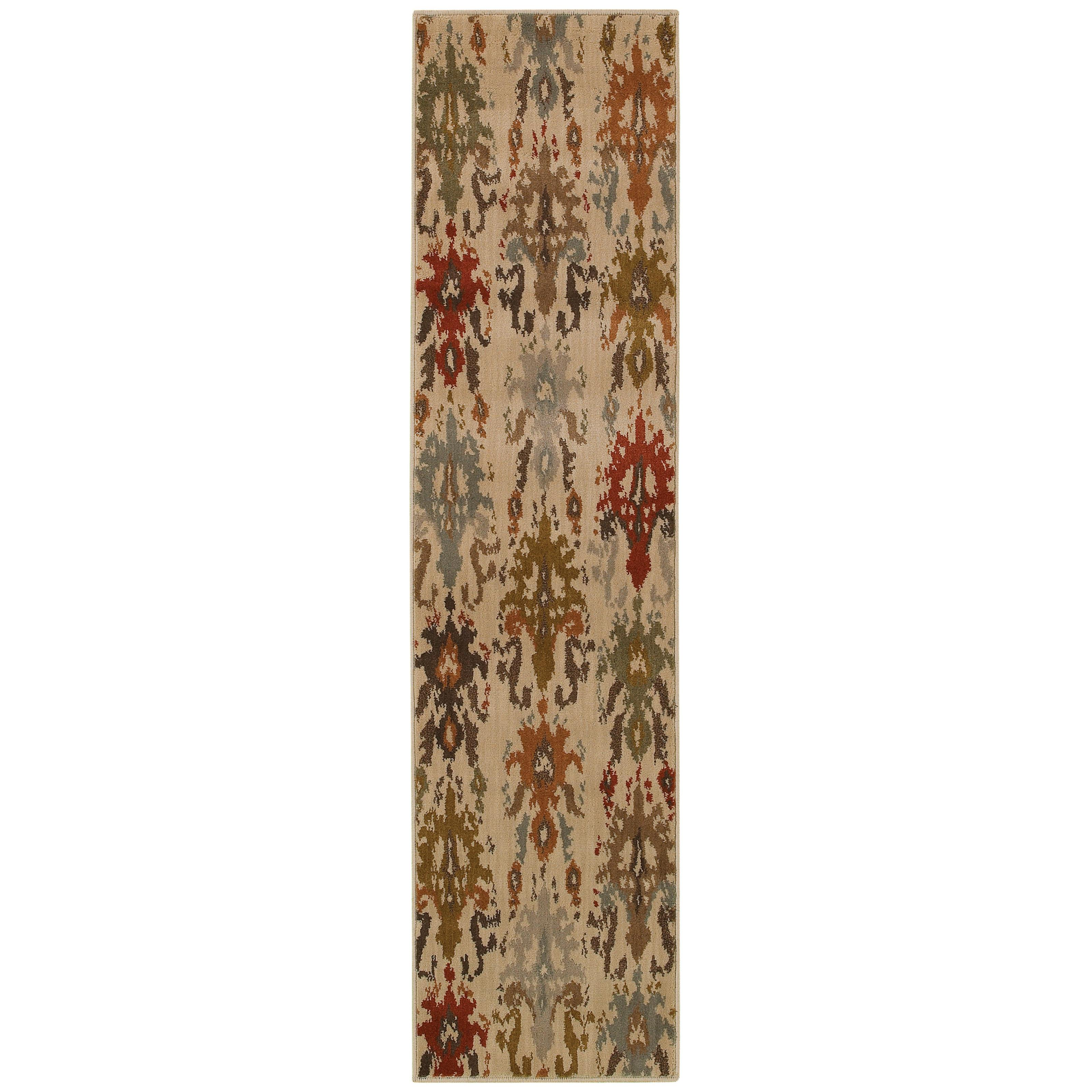 "Oriental Weavers Casablanca 1'10"" X  7' 6"" Rug - Item Number: C4437A058230ST"